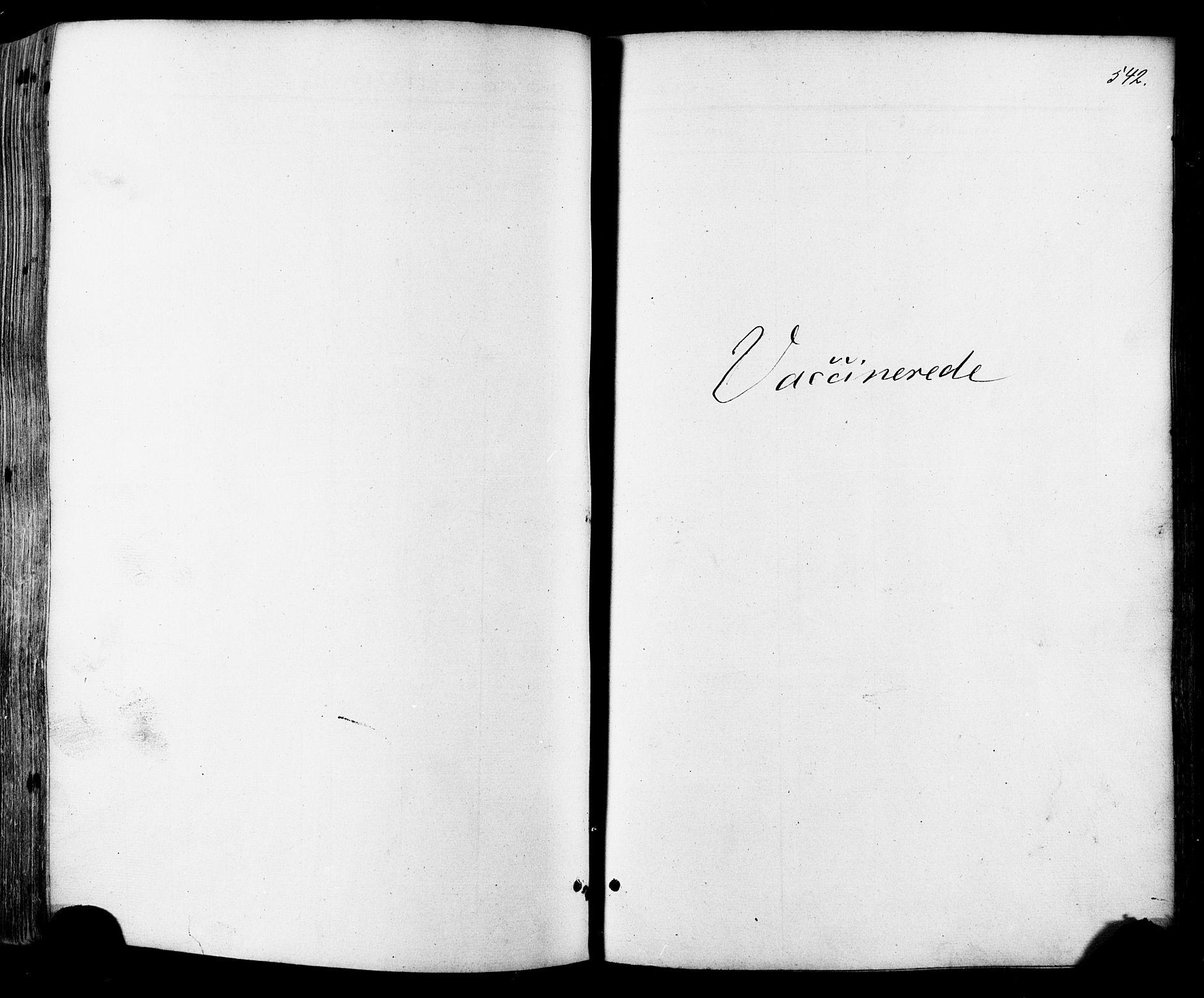 SAT, Ministerialprotokoller, klokkerbøker og fødselsregistre - Sør-Trøndelag, 681/L0932: Ministerialbok nr. 681A10, 1860-1878, s. 542