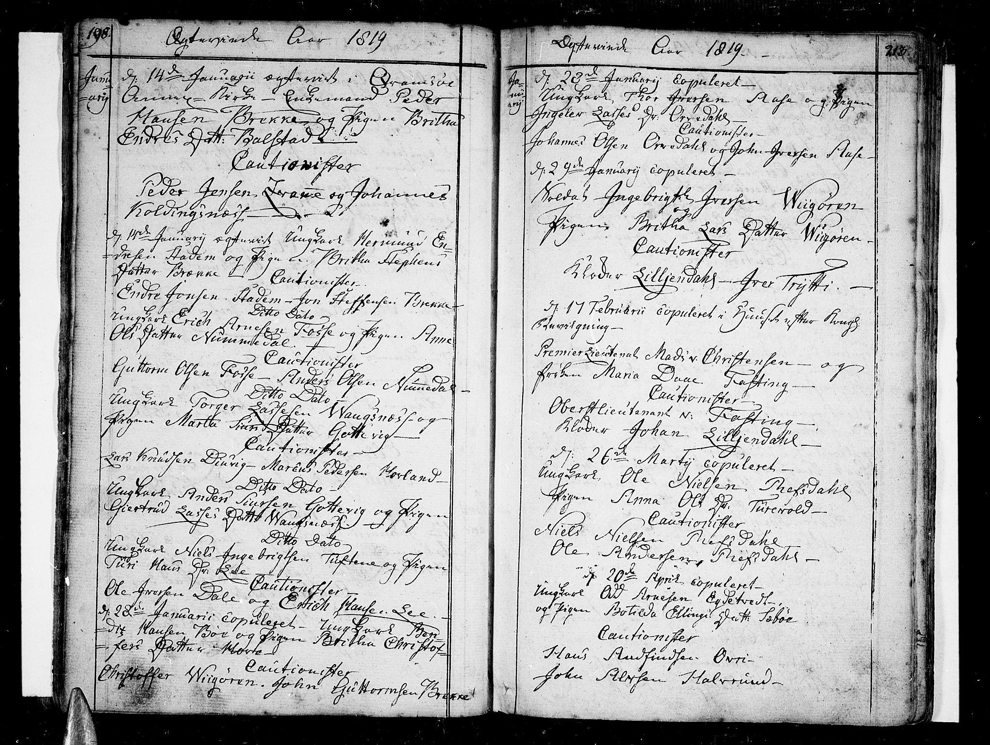 SAB, Vik Sokneprestembete, Ministerialbok nr. A 5, 1787-1820, s. 212-213