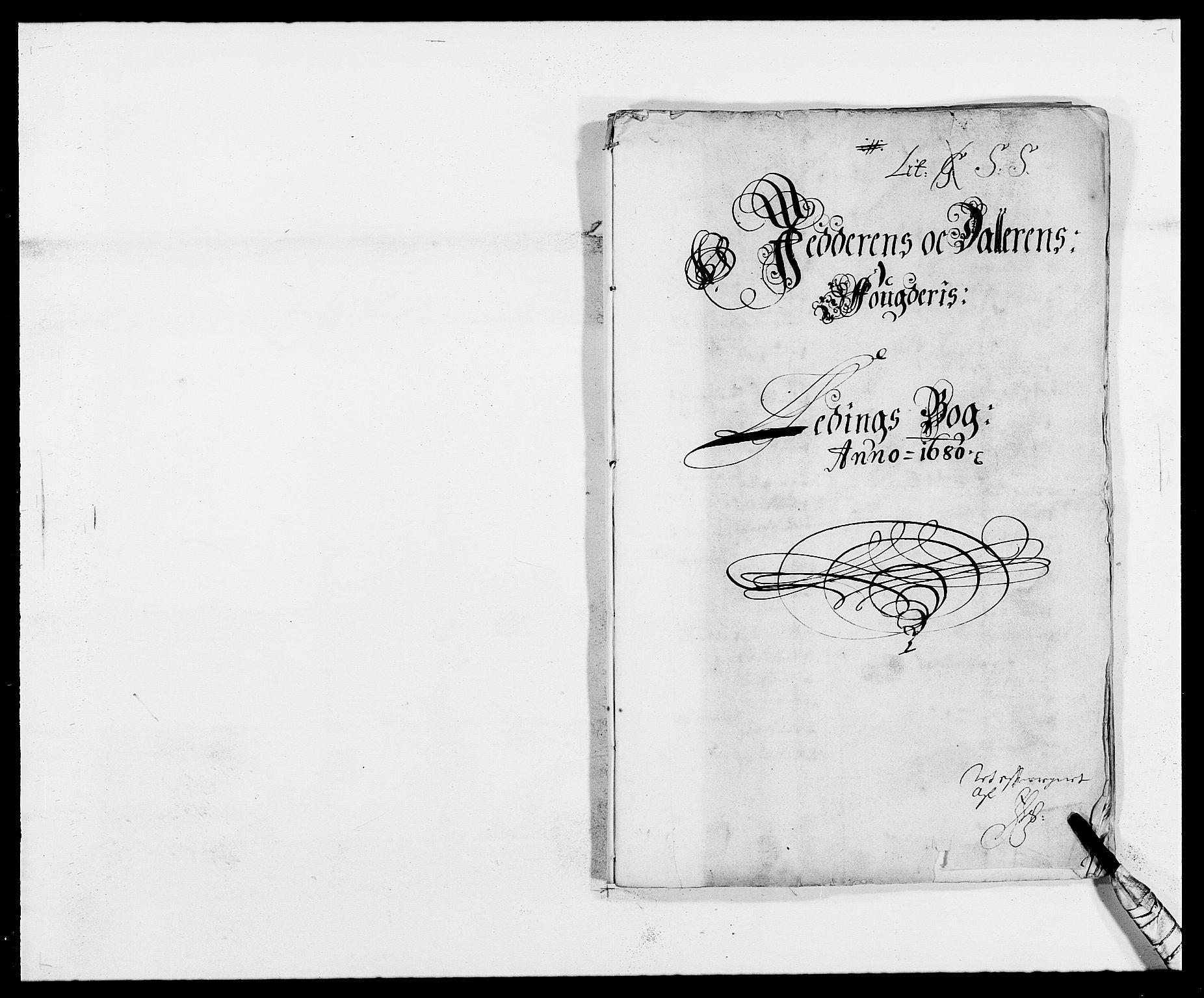 RA, Rentekammeret inntil 1814, Reviderte regnskaper, Fogderegnskap, R46/L2721: Fogderegnskap Jæren og Dalane, 1680, s. 202