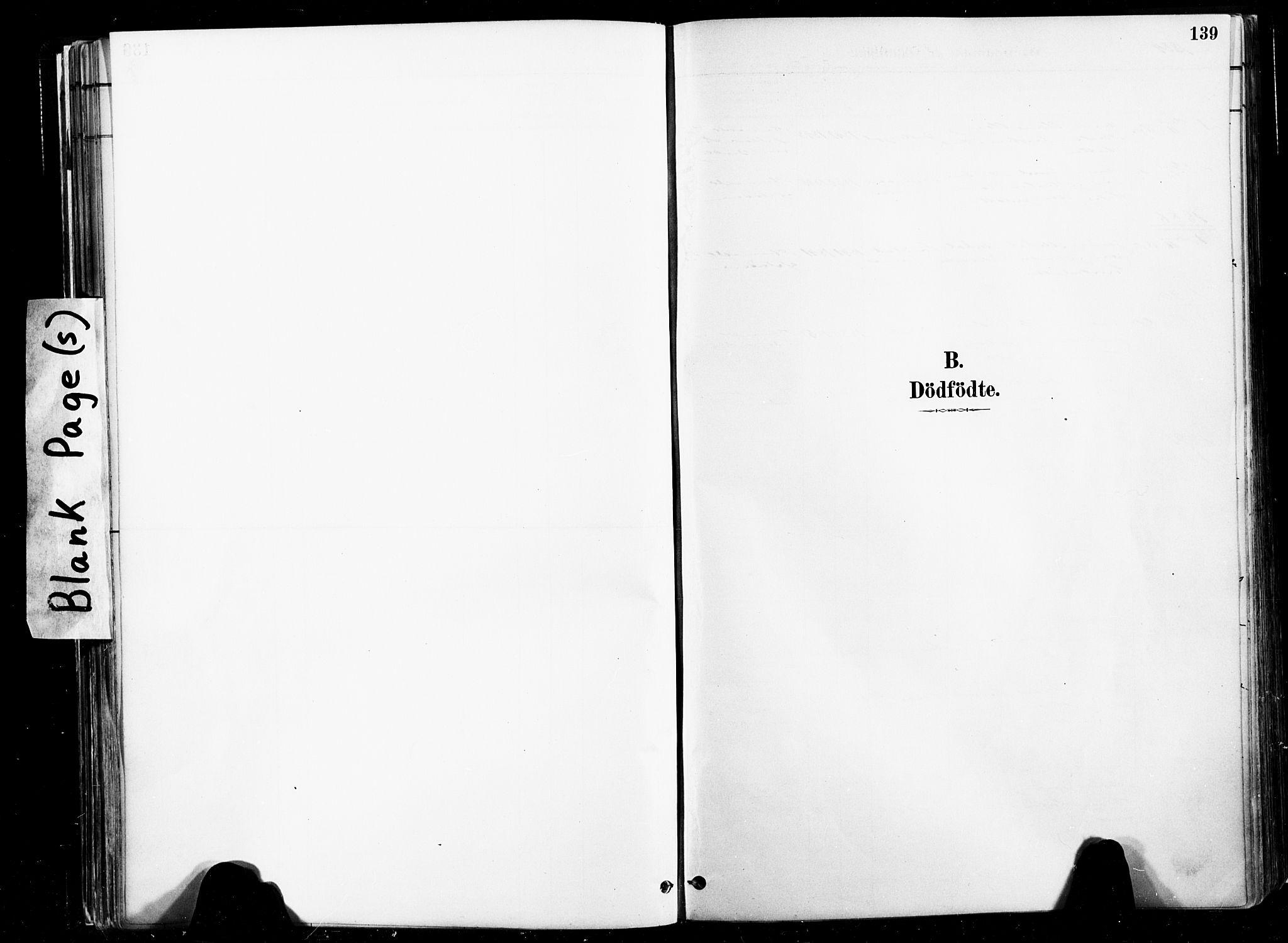 SAT, Ministerialprotokoller, klokkerbøker og fødselsregistre - Nord-Trøndelag, 735/L0351: Ministerialbok nr. 735A10, 1884-1908, s. 139