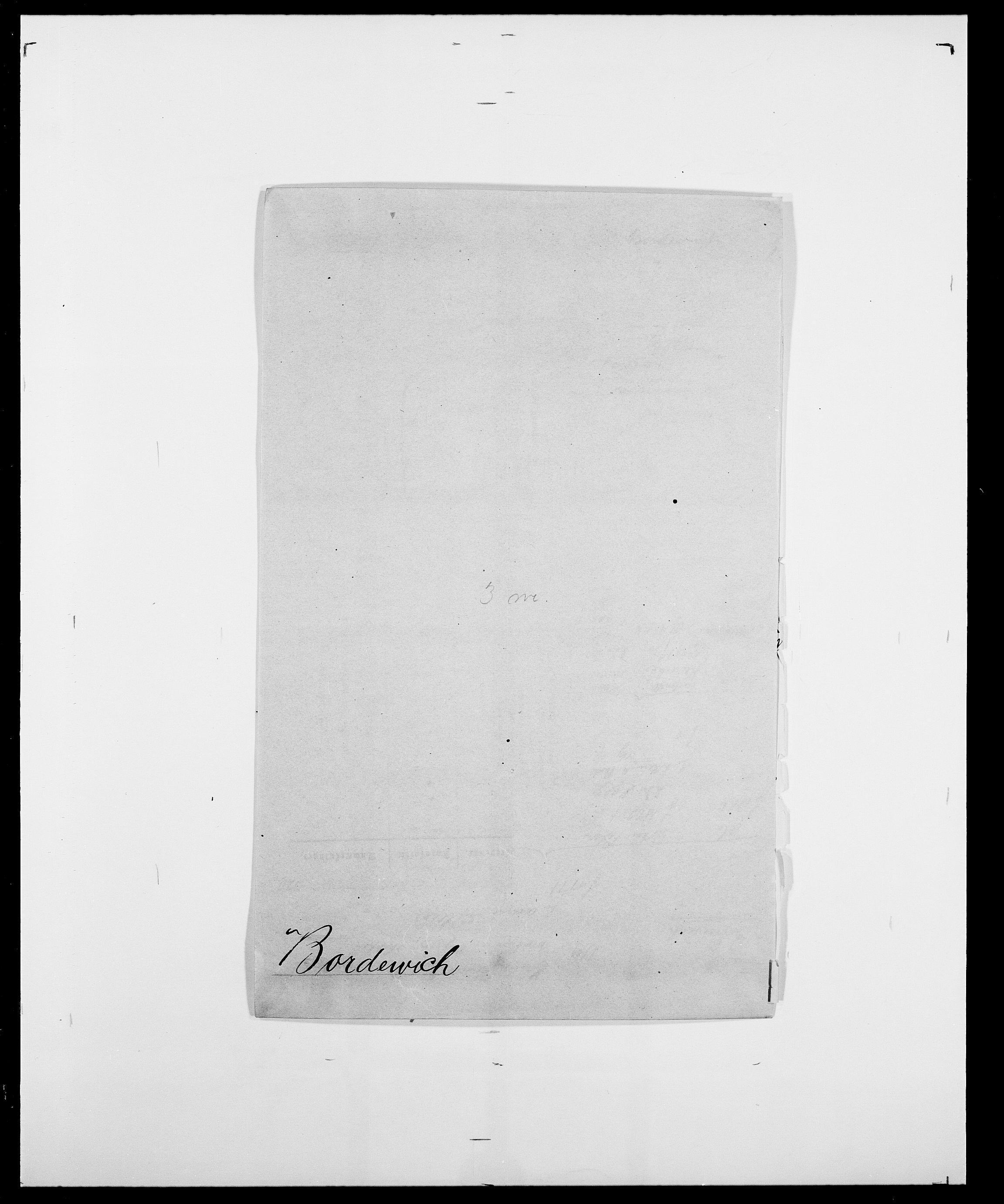 SAO, Delgobe, Charles Antoine - samling, D/Da/L0005: Boalth - Brahm, s. 259