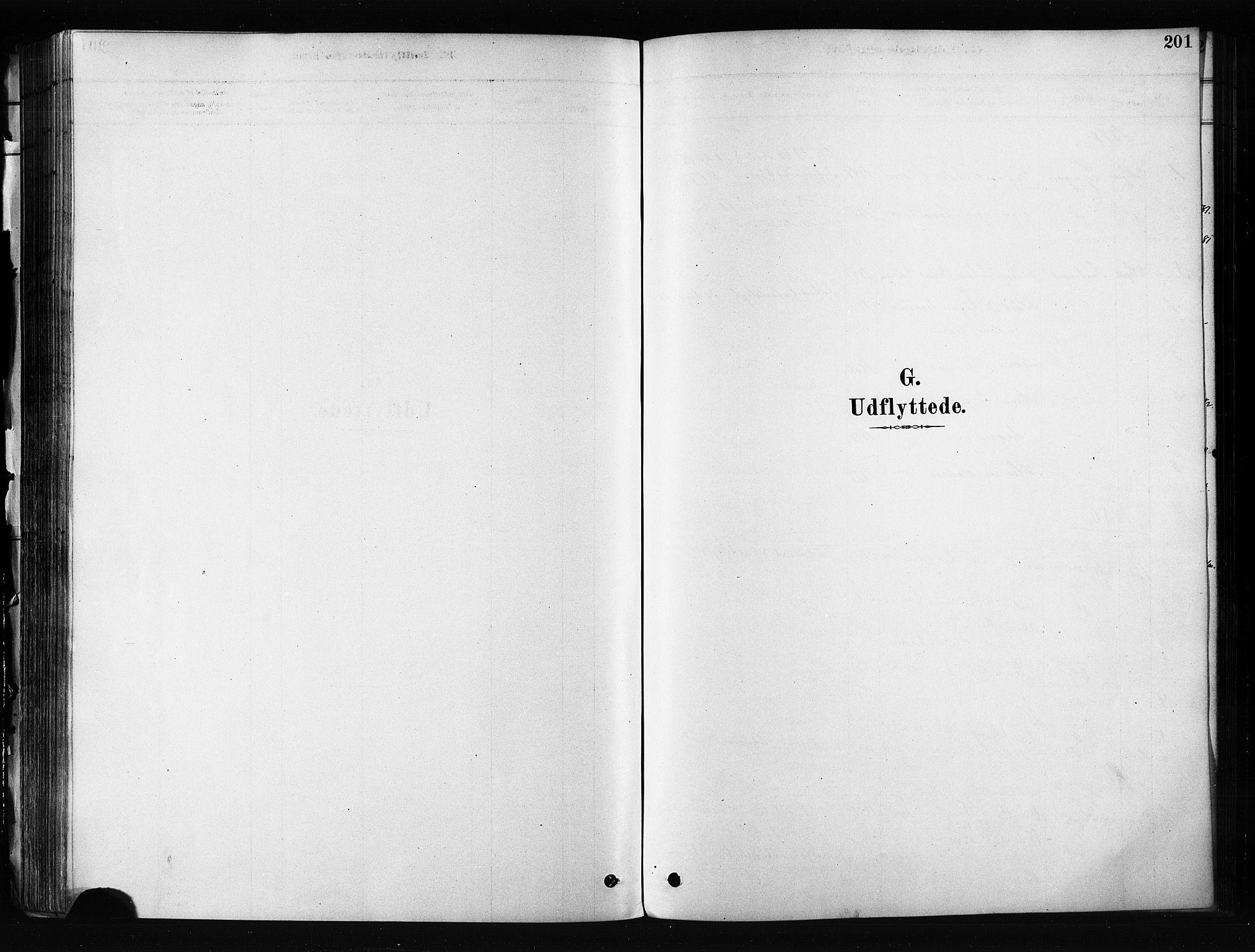 SATØ, Skjervøy sokneprestkontor, H/Ha/Haa/L0012kirke: Ministerialbok nr. 12, 1878-1891, s. 201