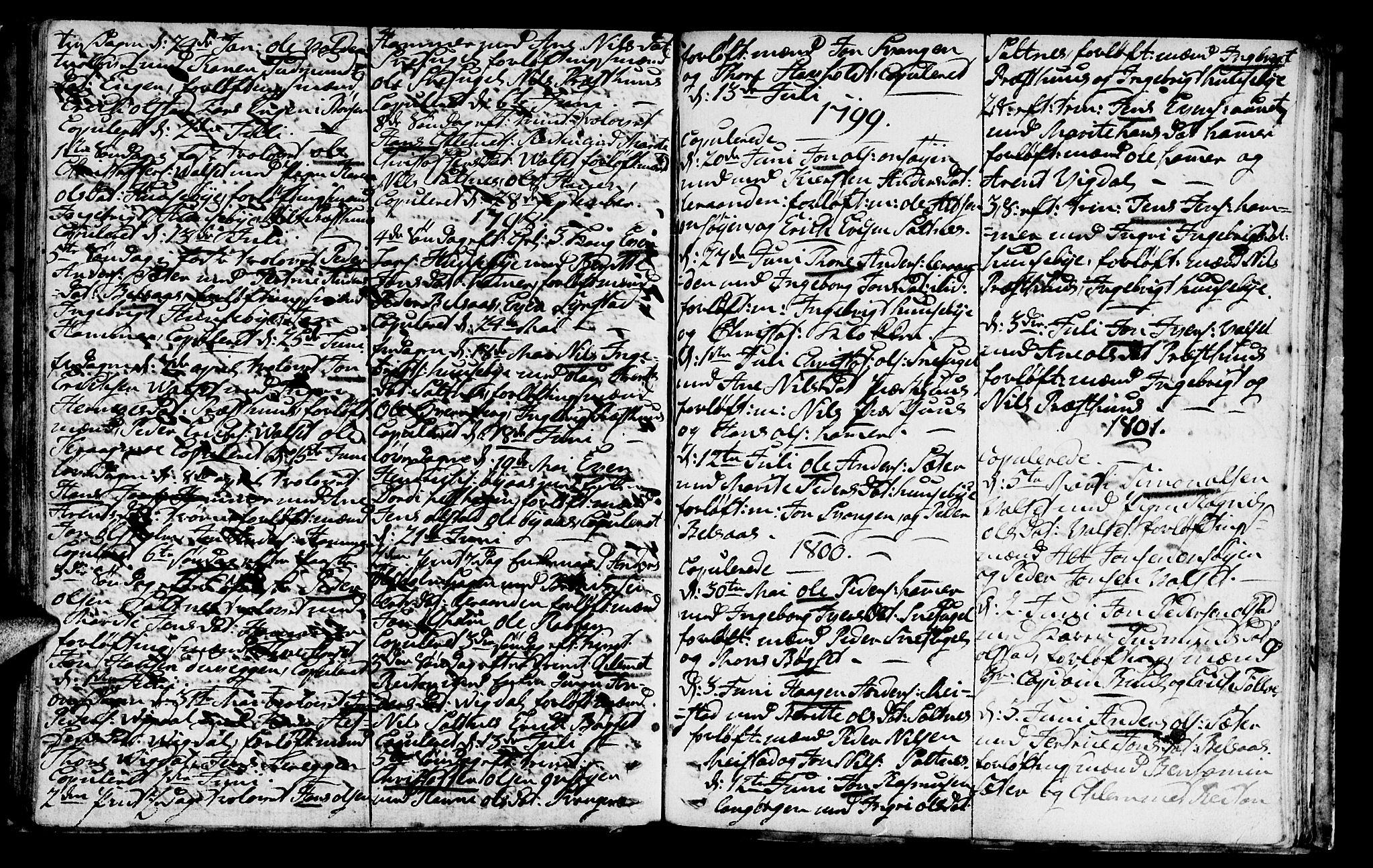 SAT, Ministerialprotokoller, klokkerbøker og fødselsregistre - Sør-Trøndelag, 666/L0784: Ministerialbok nr. 666A02, 1754-1802, s. 99