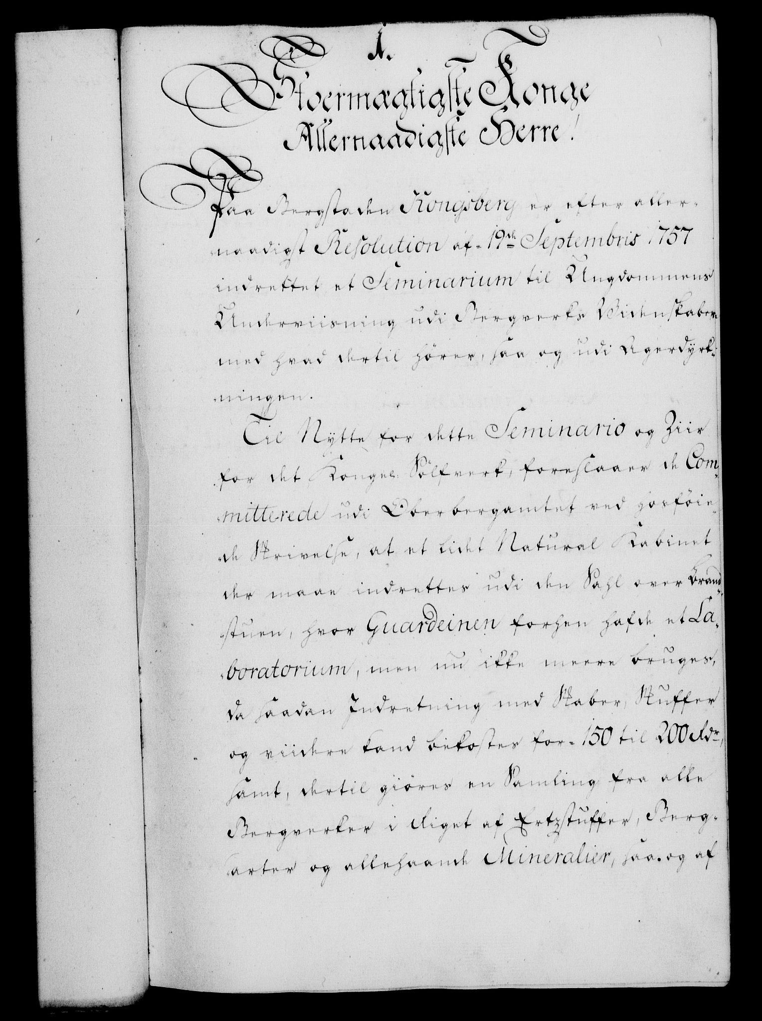 RA, Rentekammeret, Kammerkanselliet, G/Gf/Gfa/L0052: Norsk relasjons- og resolusjonsprotokoll (merket RK 52.52), 1770, s. 28