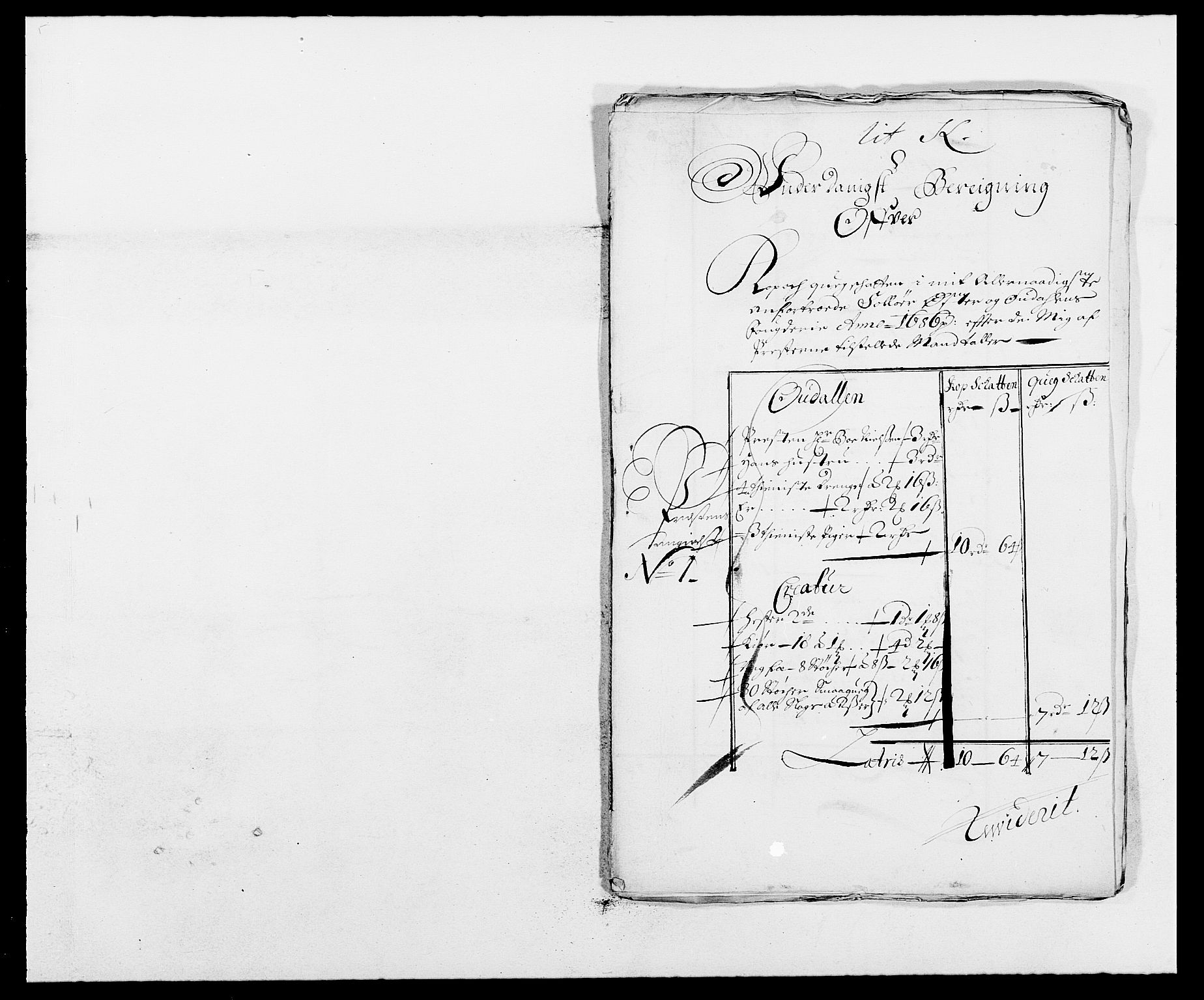 RA, Rentekammeret inntil 1814, Reviderte regnskaper, Fogderegnskap, R13/L0823: Fogderegnskap Solør, Odal og Østerdal, 1686, s. 248