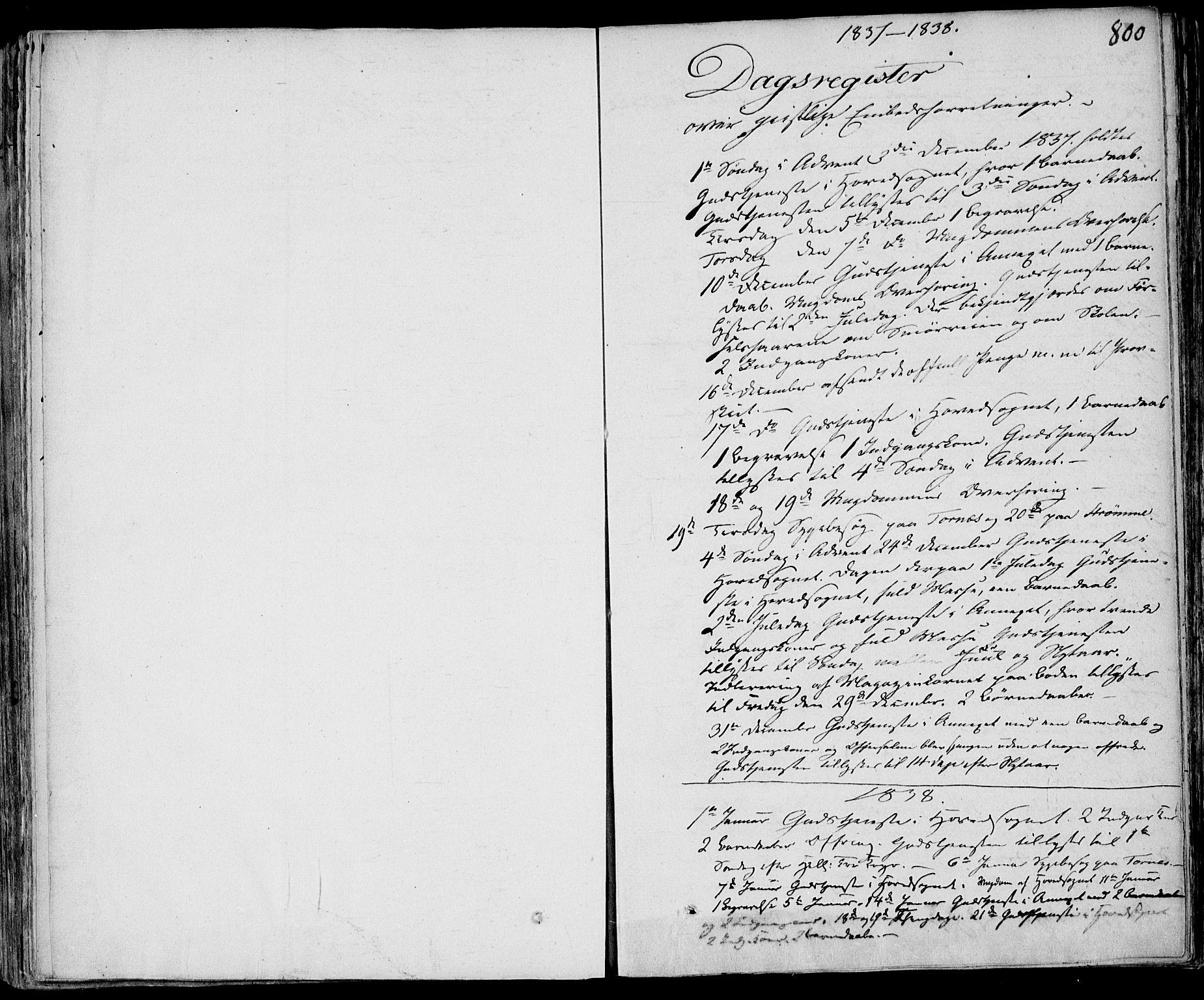 SAKO, Drangedal kirkebøker, F/Fa/L0007b: Ministerialbok nr. 7b, 1837-1856, s. 800