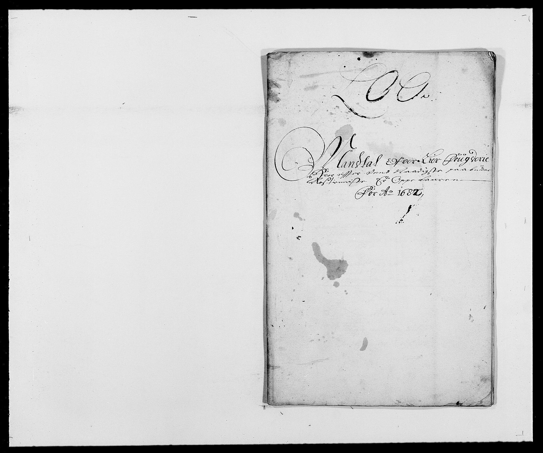 RA, Rentekammeret inntil 1814, Reviderte regnskaper, Fogderegnskap, R27/L1686: Fogderegnskap Lier, 1678-1686, s. 427