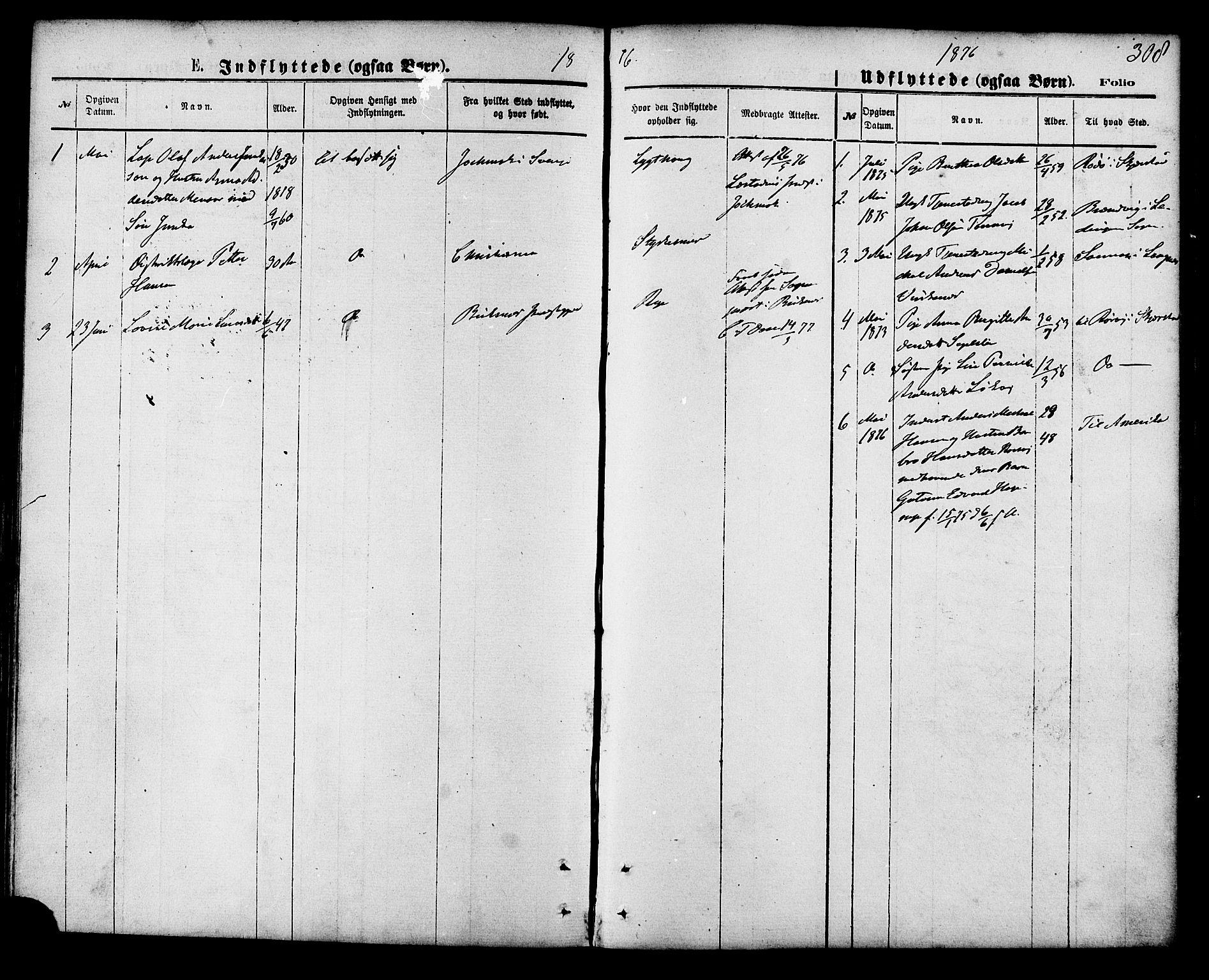 SAT, Ministerialprotokoller, klokkerbøker og fødselsregistre - Nordland, 853/L0771: Ministerialbok nr. 853A10, 1870-1881, s. 308