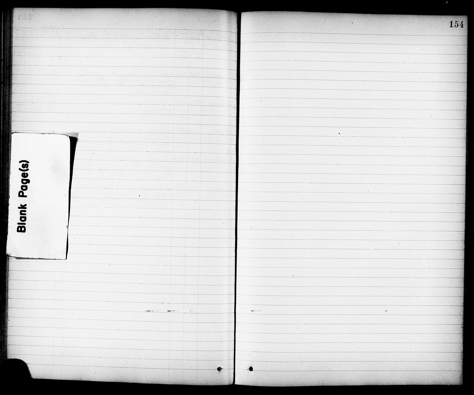 SAT, Ministerialprotokoller, klokkerbøker og fødselsregistre - Nord-Trøndelag, 723/L0257: Klokkerbok nr. 723C05, 1890-1907, s. 154