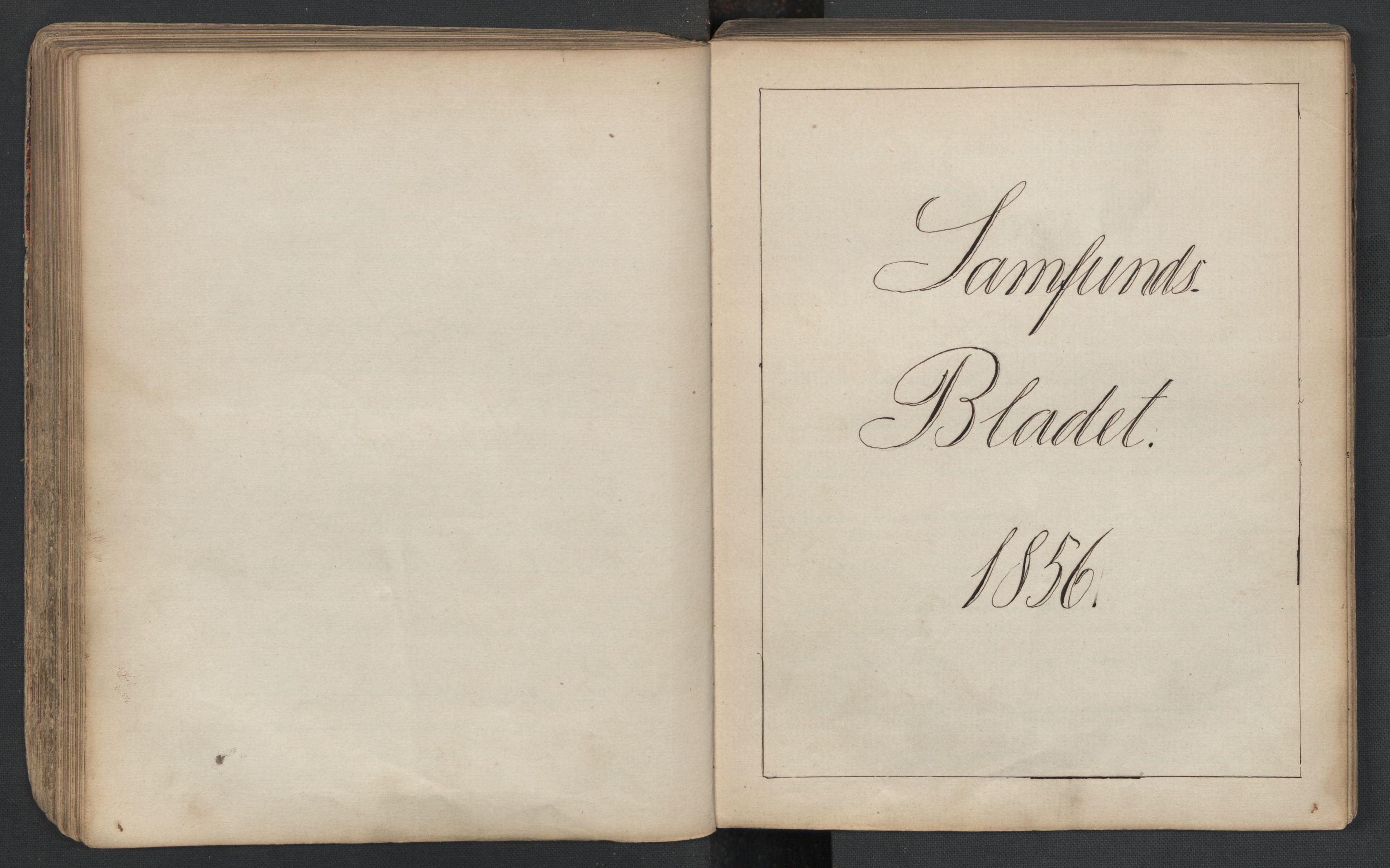 RA, Det Norske Studentersamfund, X/Xa/L0005, 1855-1856, s. 92