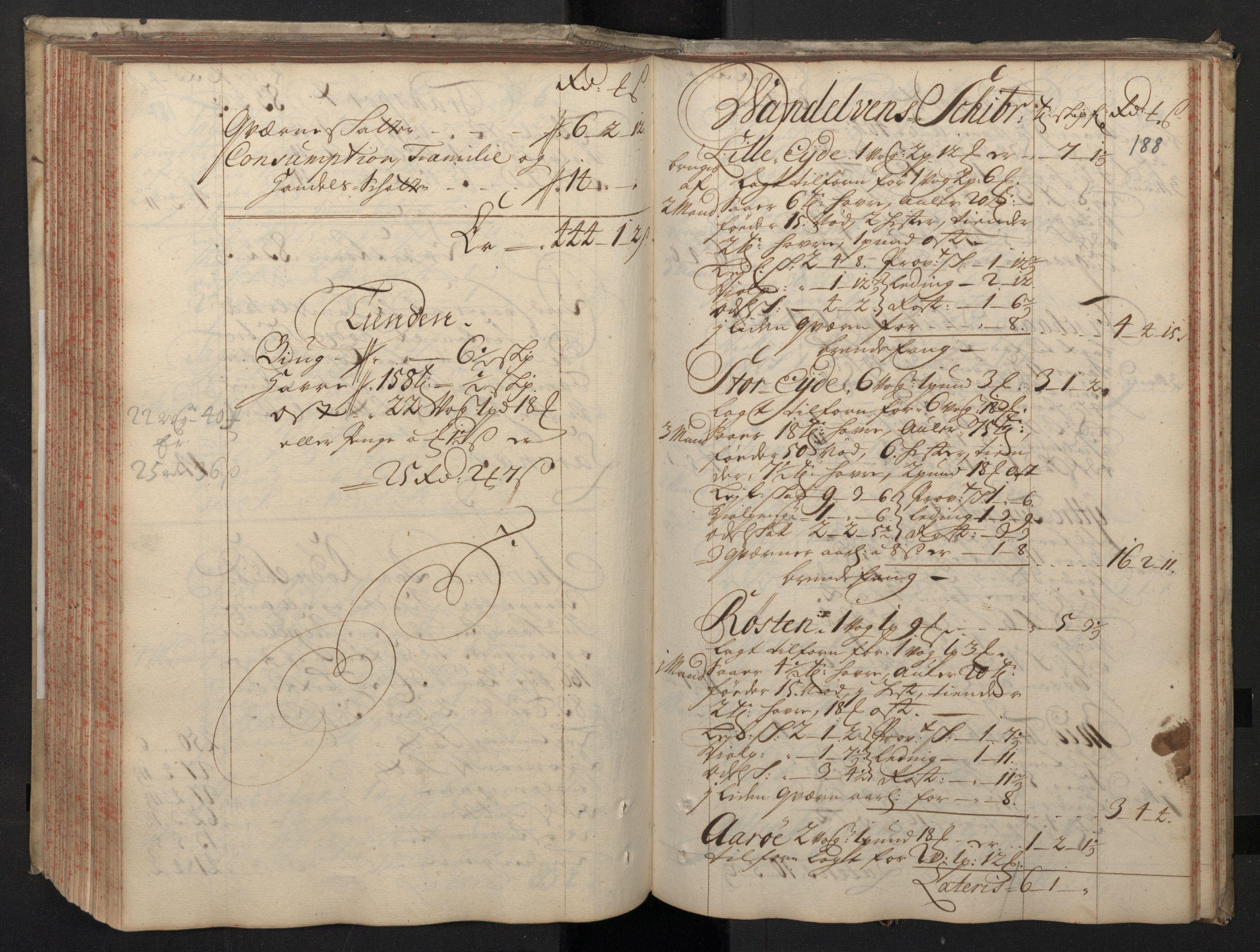 RA, Rentekammeret inntil 1814, Realistisk ordnet avdeling, N/Nb/Nbf/L0148: Sunnmøre, prøvematrikkel, 1714, s. 187b-188a