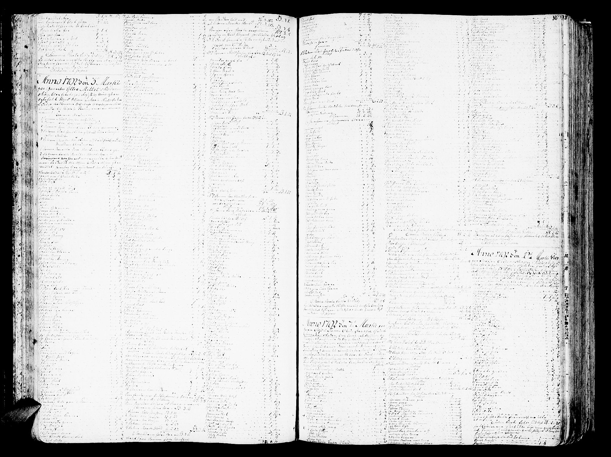 SAT, Romsdal sorenskriveri, 3/3A/L0012: Skifteprotokoll, 1789-1802, s. 85b-86a