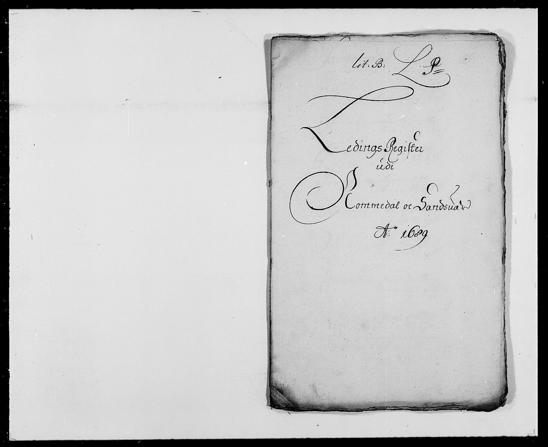 RA, Rentekammeret inntil 1814, Reviderte regnskaper, Fogderegnskap, R24/L1573: Fogderegnskap Numedal og Sandsvær, 1687-1691, s. 355