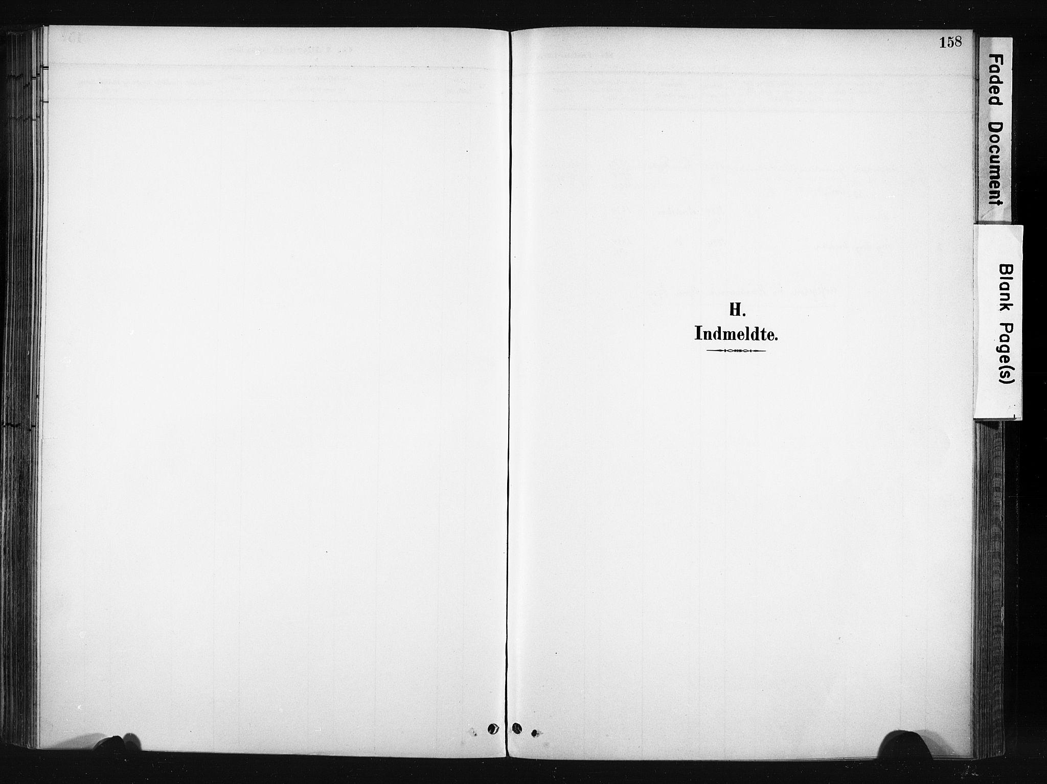 SAH, Søndre Land prestekontor, K/L0004: Ministerialbok nr. 4, 1895-1904, s. 158