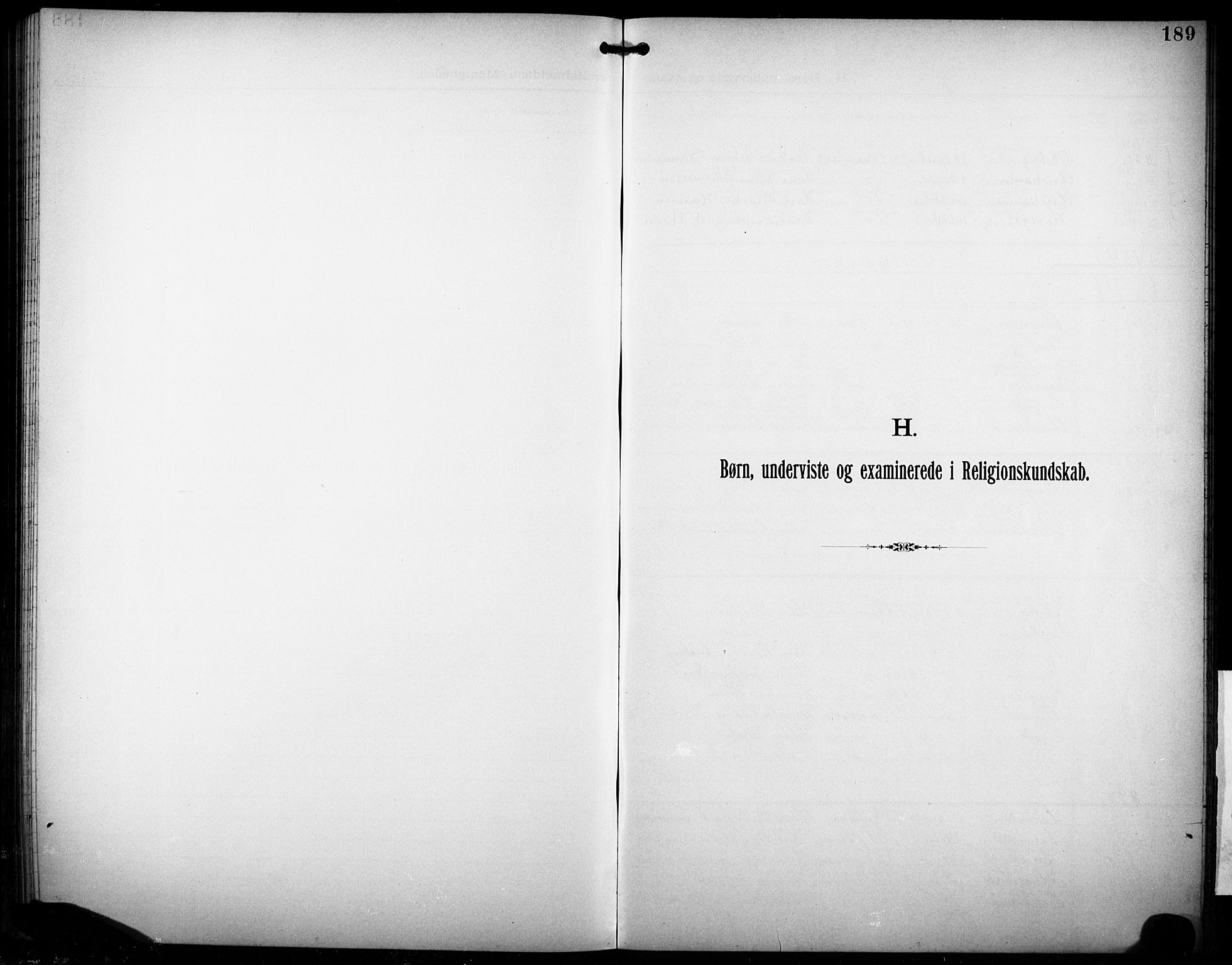 SAKO, Den katolsk-apostoliske menighet i Larvik, F/Fa/L0001: Dissenterprotokoll nr. 1, 1892-1933, s. 189