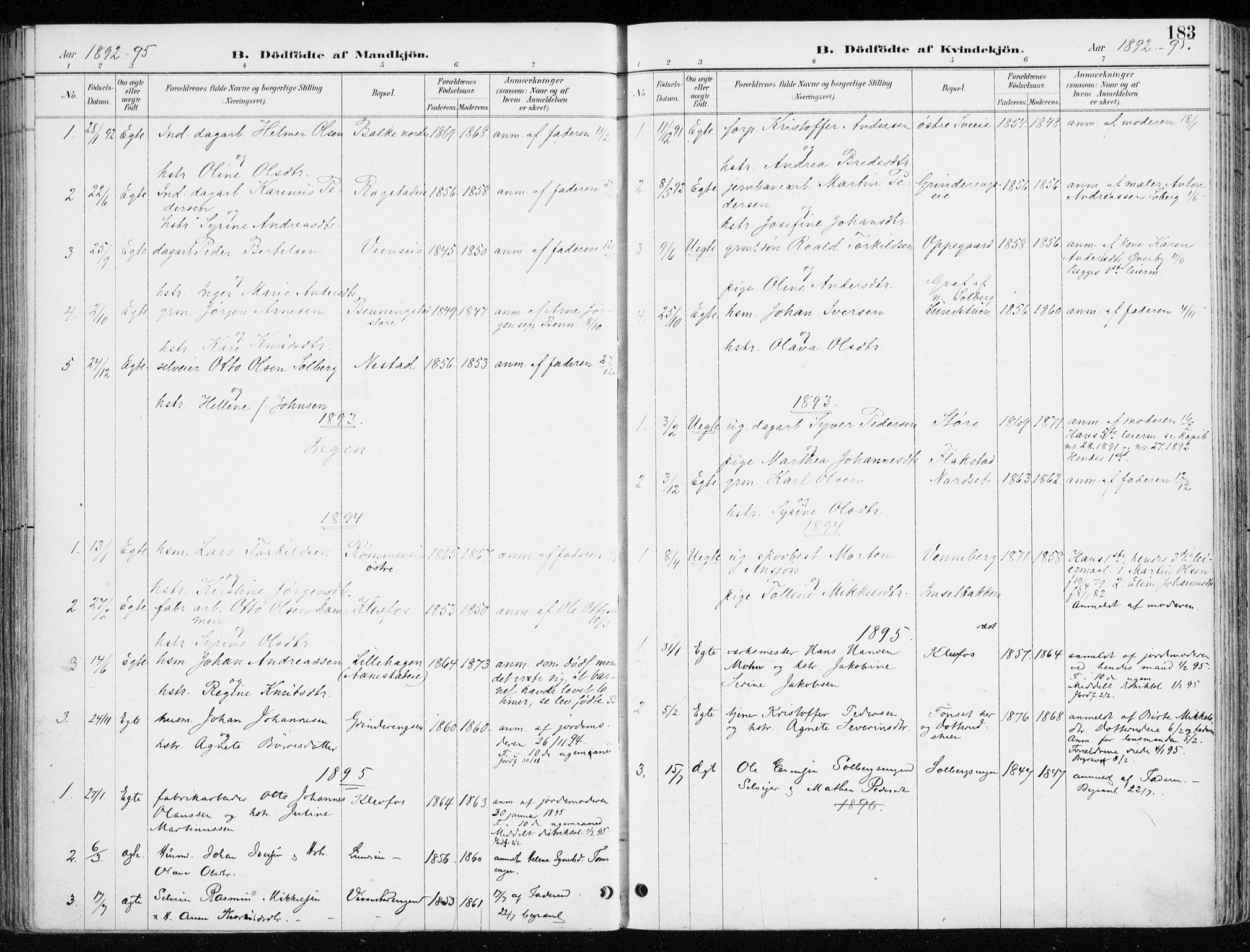 SAH, Løten prestekontor, K/Ka/L0010: Ministerialbok nr. 10, 1892-1907, s. 183