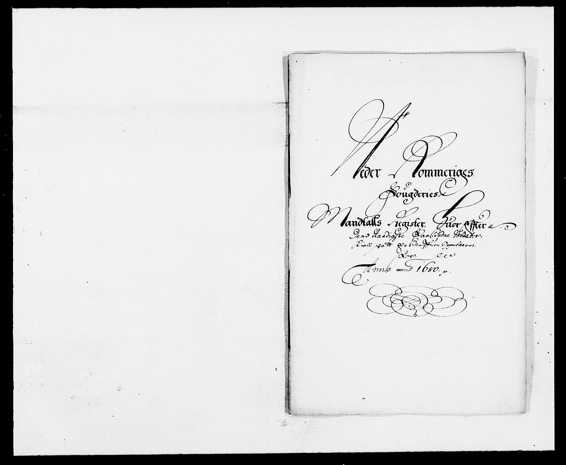 RA, Rentekammeret inntil 1814, Reviderte regnskaper, Fogderegnskap, R11/L0569: Fogderegnskap Nedre Romerike, 1680-1681, s. 185