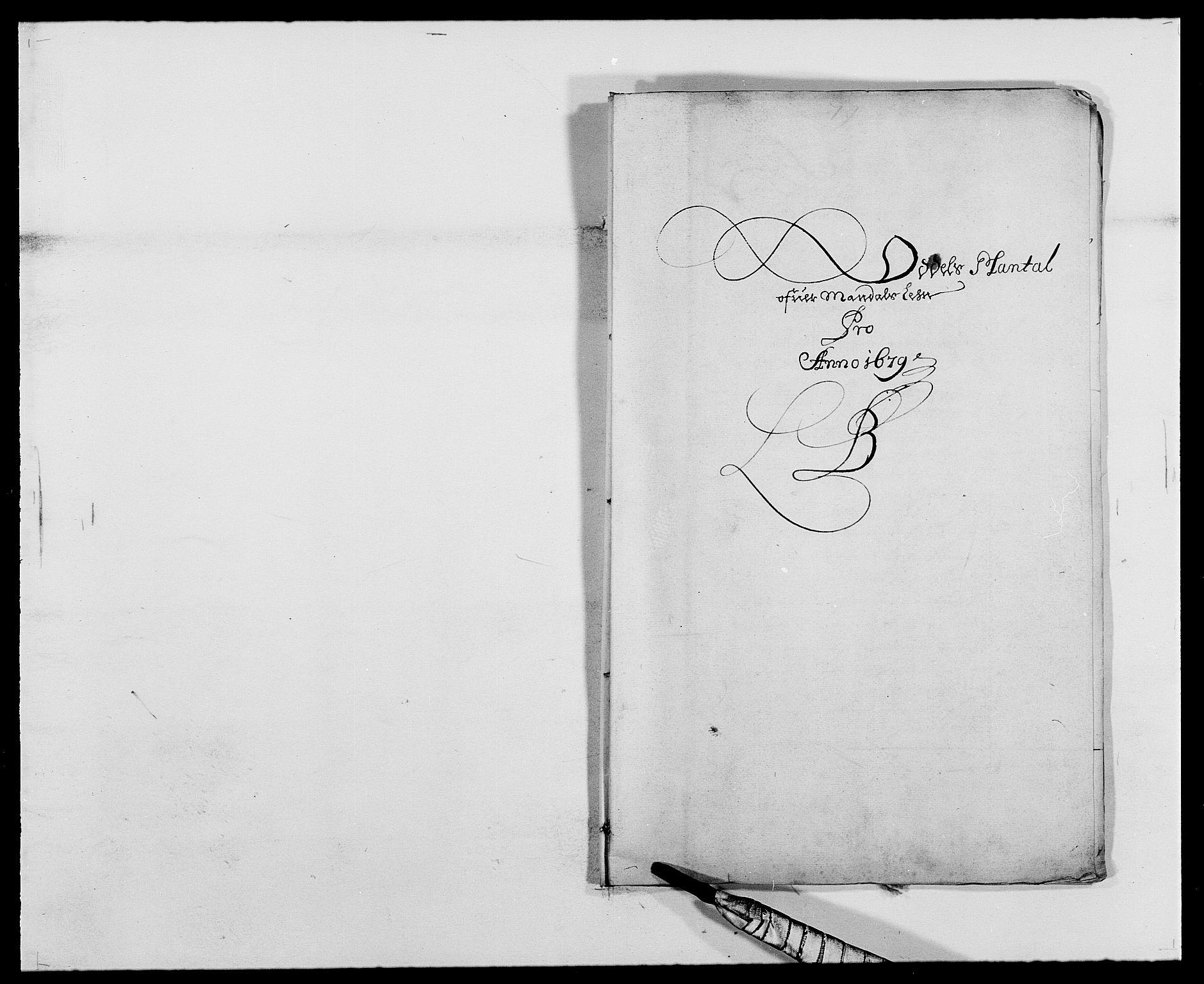 RA, Rentekammeret inntil 1814, Reviderte regnskaper, Fogderegnskap, R42/L2540: Mandal fogderi, 1676-1680, s. 159
