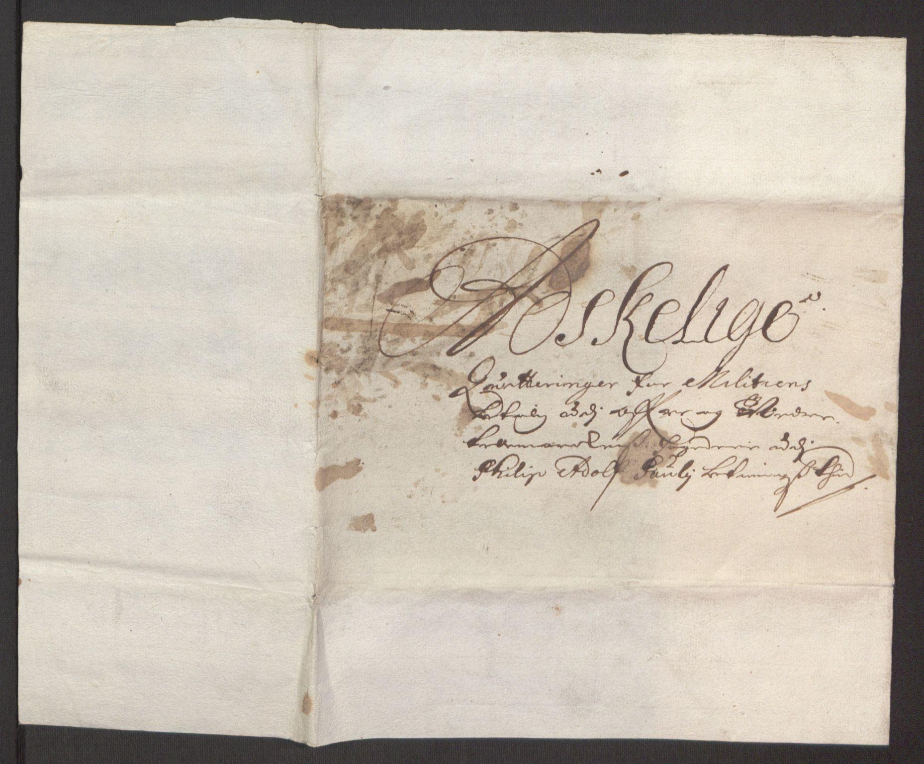 RA, Rentekammeret inntil 1814, Reviderte regnskaper, Fogderegnskap, R35/L2061: Fogderegnskap Øvre og Nedre Telemark, 1673-1674, s. 277