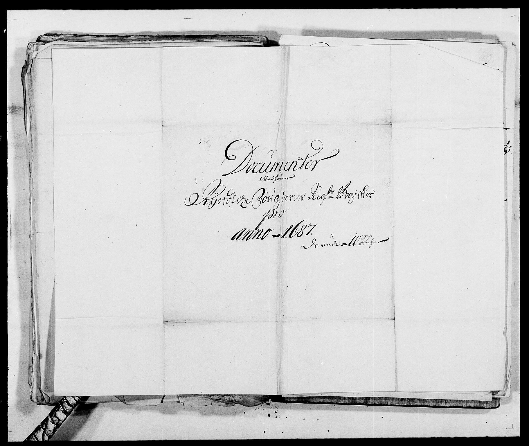 RA, Rentekammeret inntil 1814, Reviderte regnskaper, Fogderegnskap, R47/L2855: Fogderegnskap Ryfylke, 1685-1688, s. 313