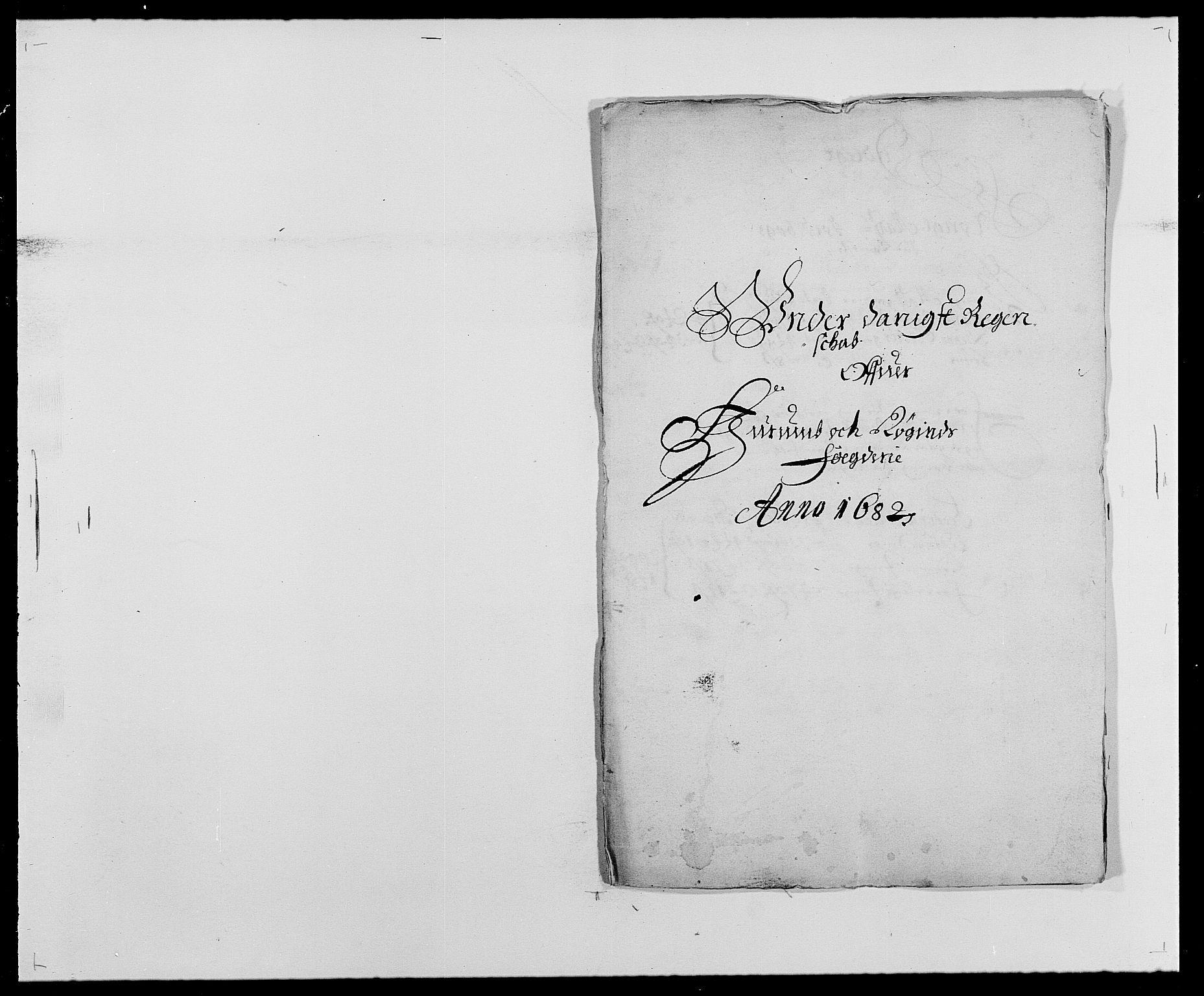 RA, Rentekammeret inntil 1814, Reviderte regnskaper, Fogderegnskap, R29/L1692: Fogderegnskap Hurum og Røyken, 1682-1687, s. 23