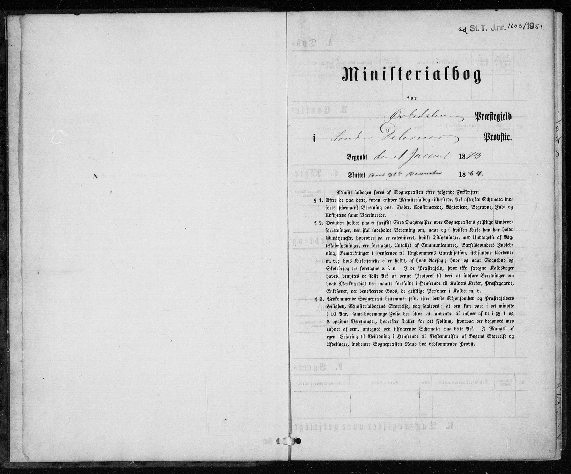 SAT, Ministerialprotokoller, klokkerbøker og fødselsregistre - Sør-Trøndelag, 668/L0817: Klokkerbok nr. 668C06, 1873-1884