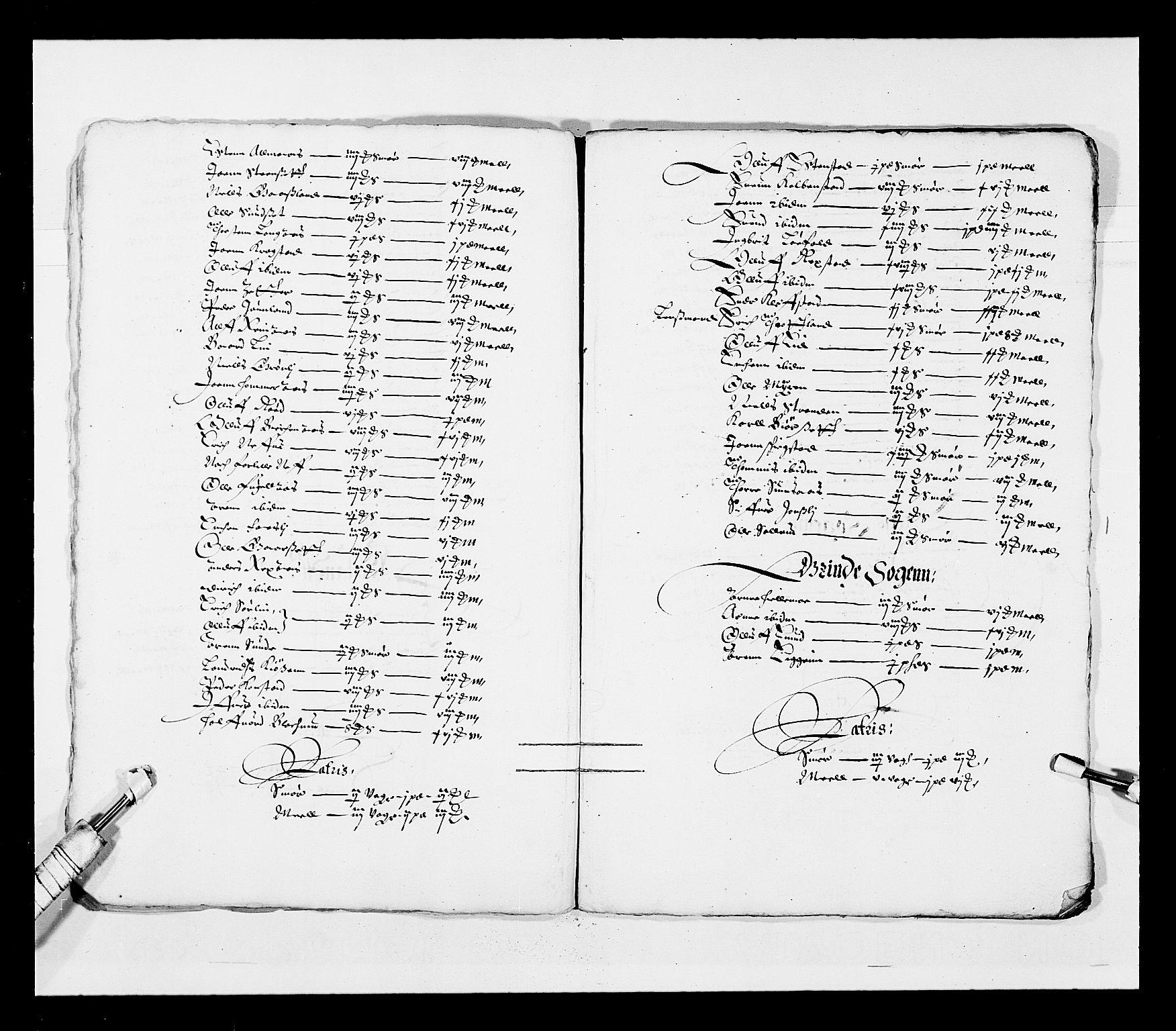 RA, Stattholderembetet 1572-1771, Ek/L0028: Jordebøker 1633-1658:, 1645-1646, s. 211