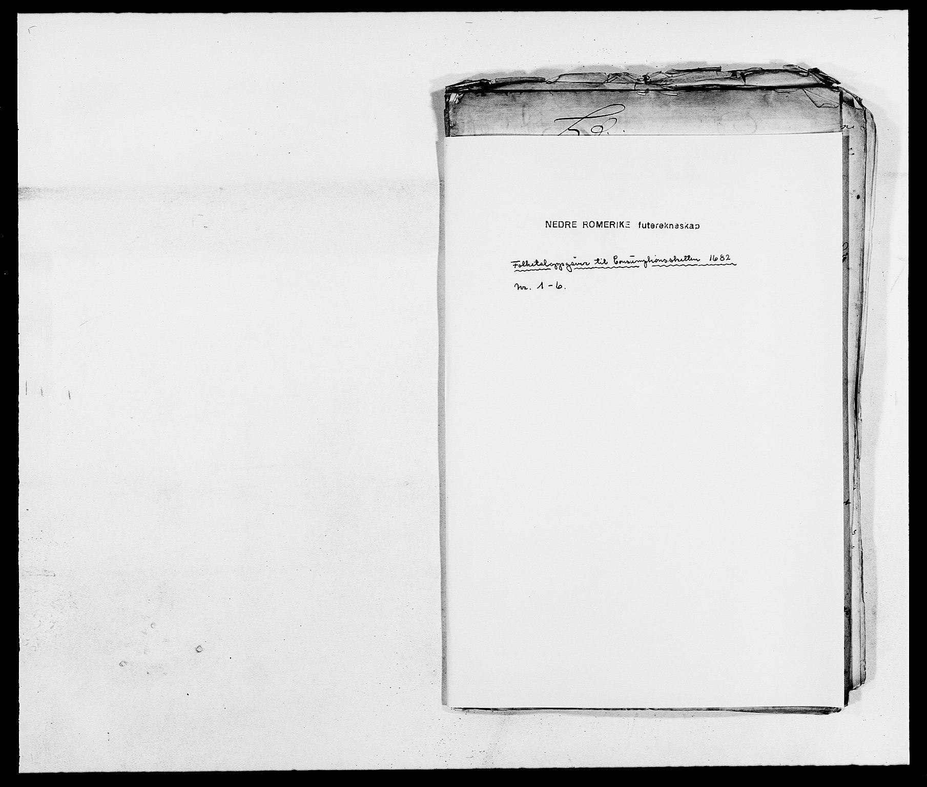 RA, Rentekammeret inntil 1814, Reviderte regnskaper, Fogderegnskap, R11/L0570: Fogderegnskap Nedre Romerike, 1682, s. 291
