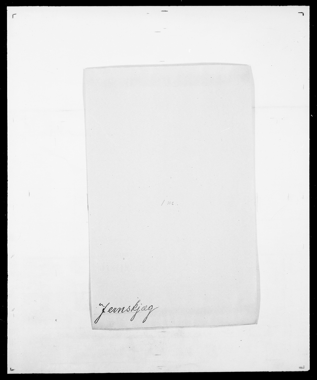 SAO, Delgobe, Charles Antoine - samling, D/Da/L0019: van der Hude - Joys, s. 703