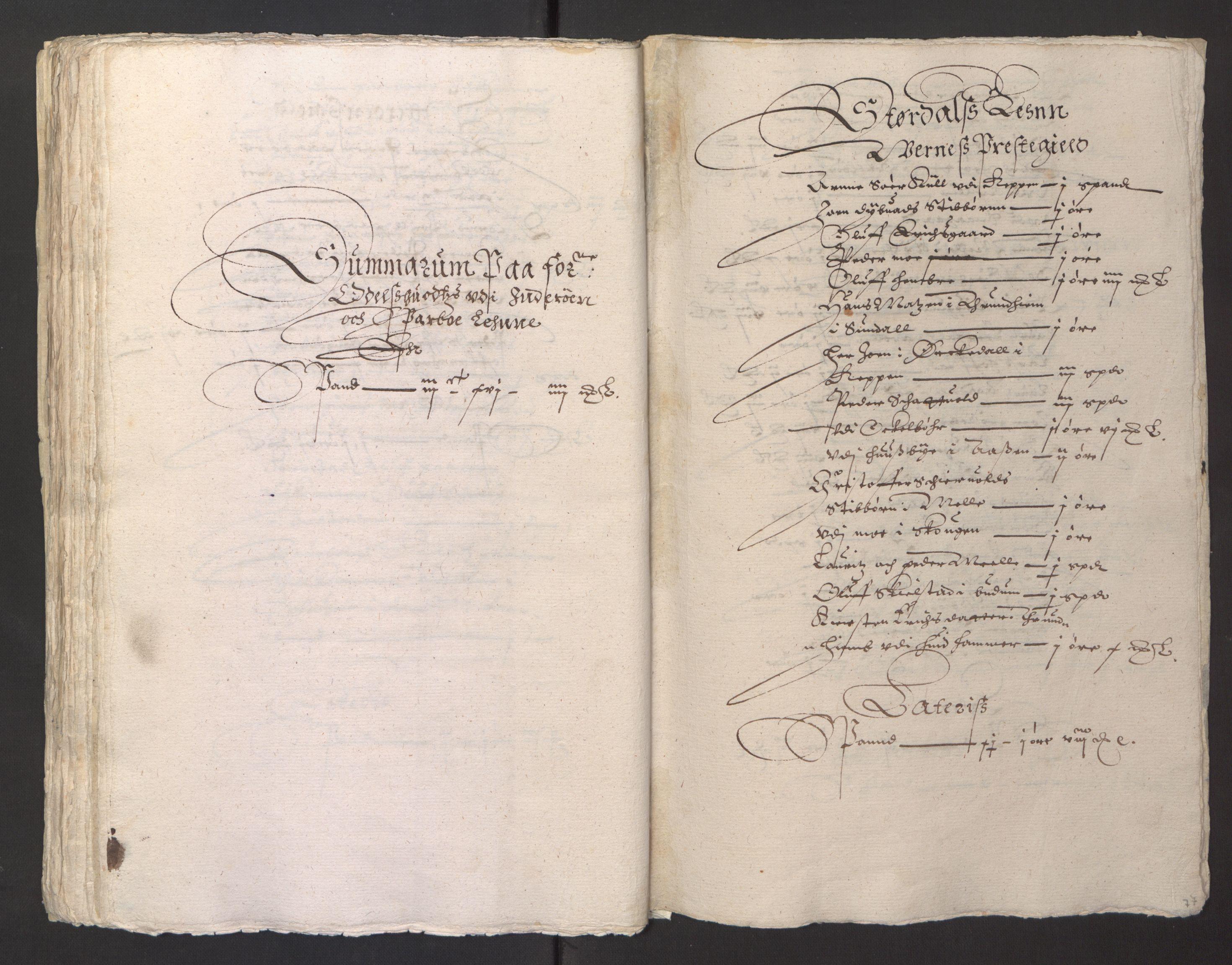 RA, Stattholderembetet 1572-1771, Ek/L0013: Jordebøker til utlikning av rosstjeneste 1624-1626:, 1624-1625, s. 80