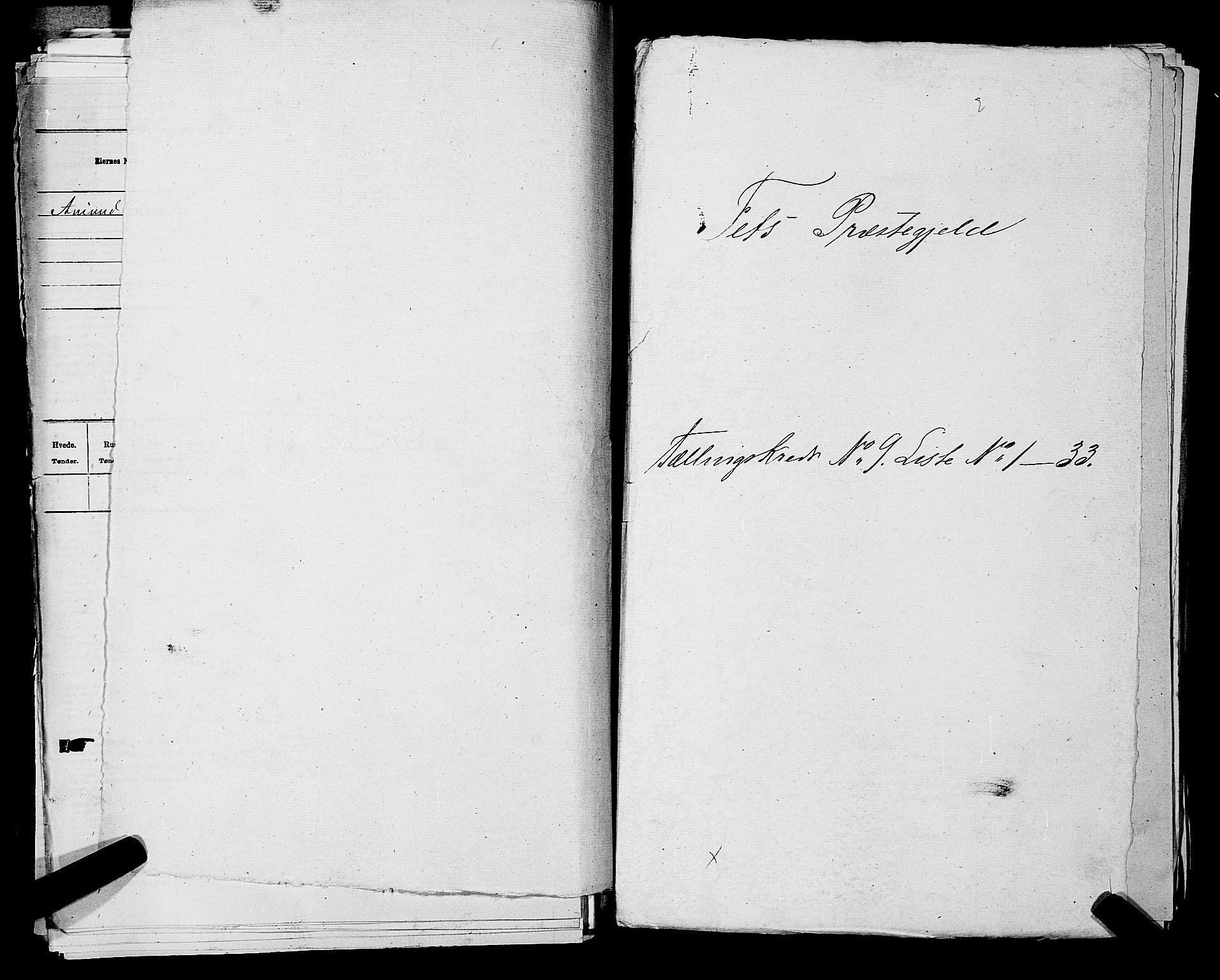 RA, Folketelling 1875 for 0227P Fet prestegjeld, 1875, s. 1276