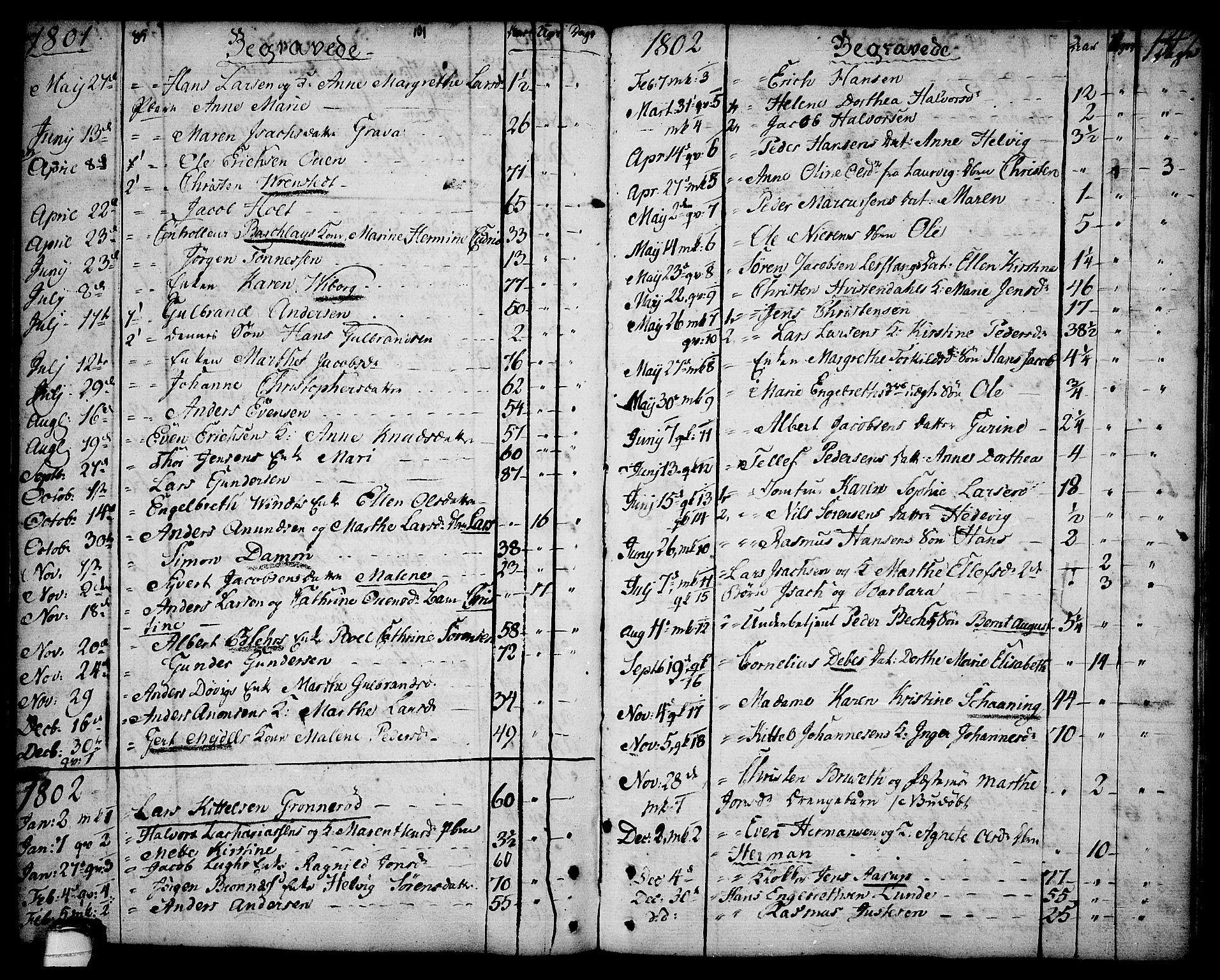 SAKO, Brevik kirkebøker, F/Fa/L0003: Ministerialbok nr. 3, 1764-1814, s. 147