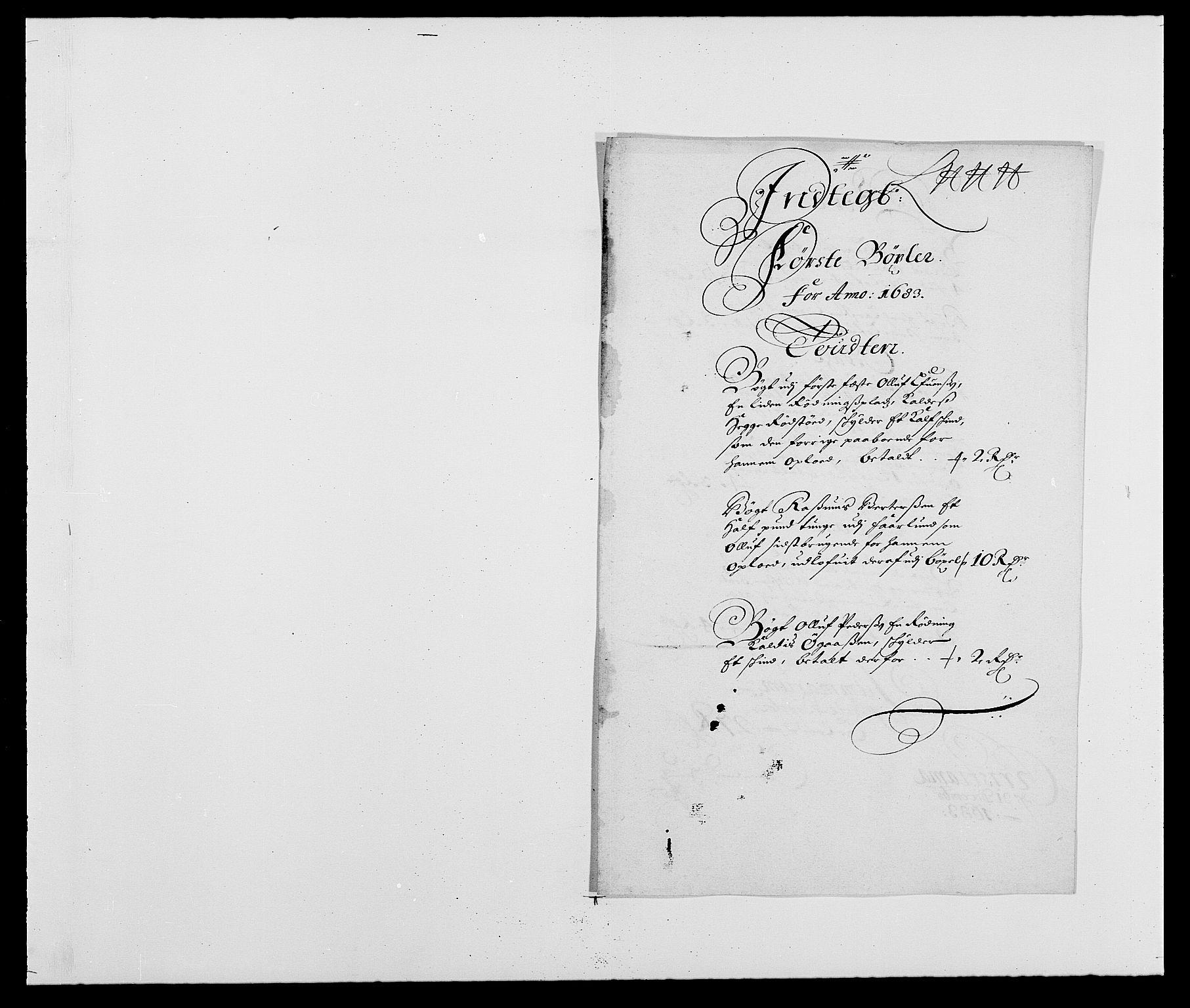 RA, Rentekammeret inntil 1814, Reviderte regnskaper, Fogderegnskap, R18/L1282: Fogderegnskap Hadeland, Toten og Valdres, 1683, s. 162