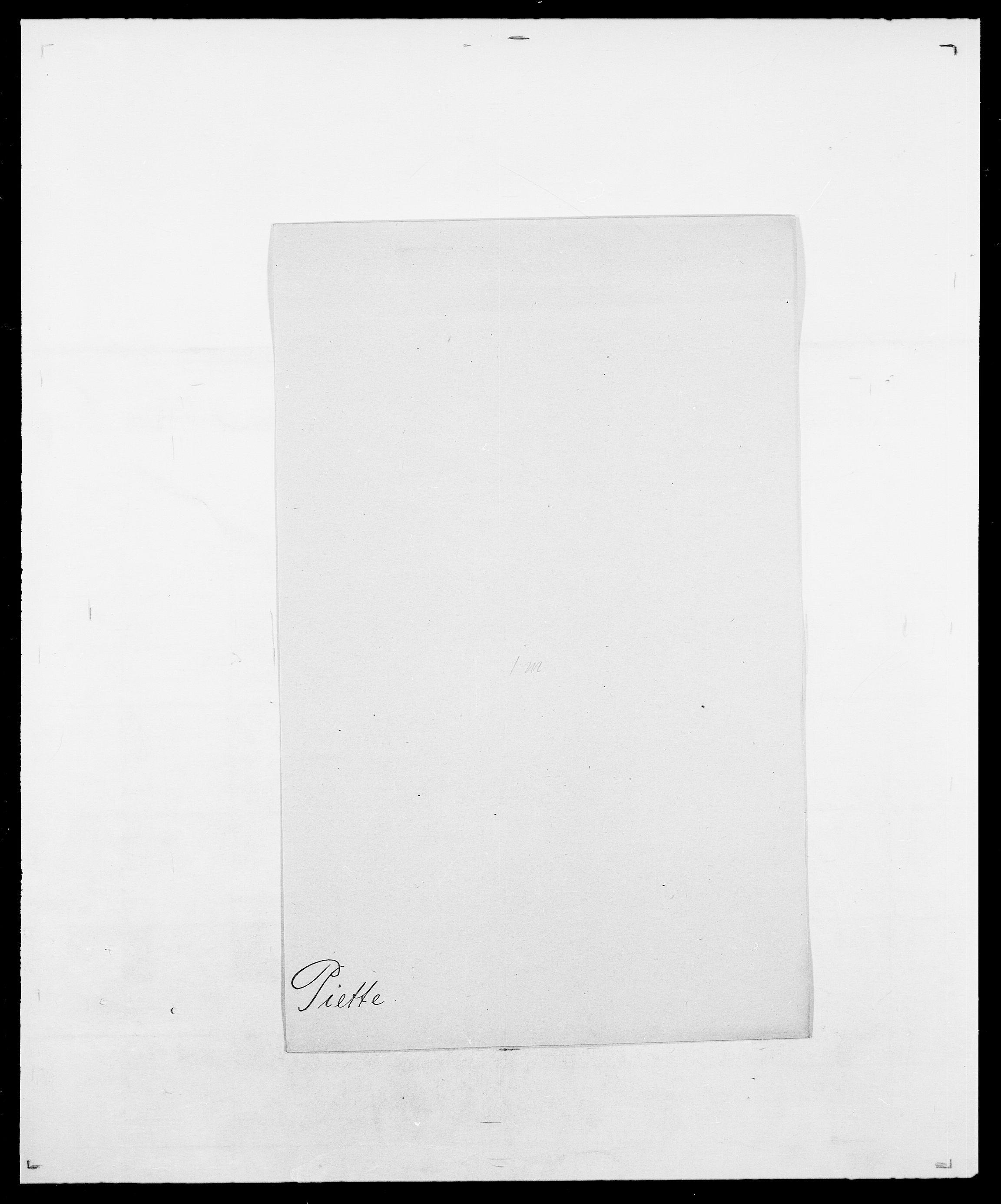 SAO, Delgobe, Charles Antoine - samling, D/Da/L0030: Paars - Pittelkov, s. 530