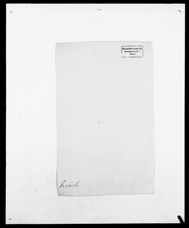 SAO, Delgobe, Charles Antoine - samling, D/Da/L0023: Lau - Lirvyn, s. 286