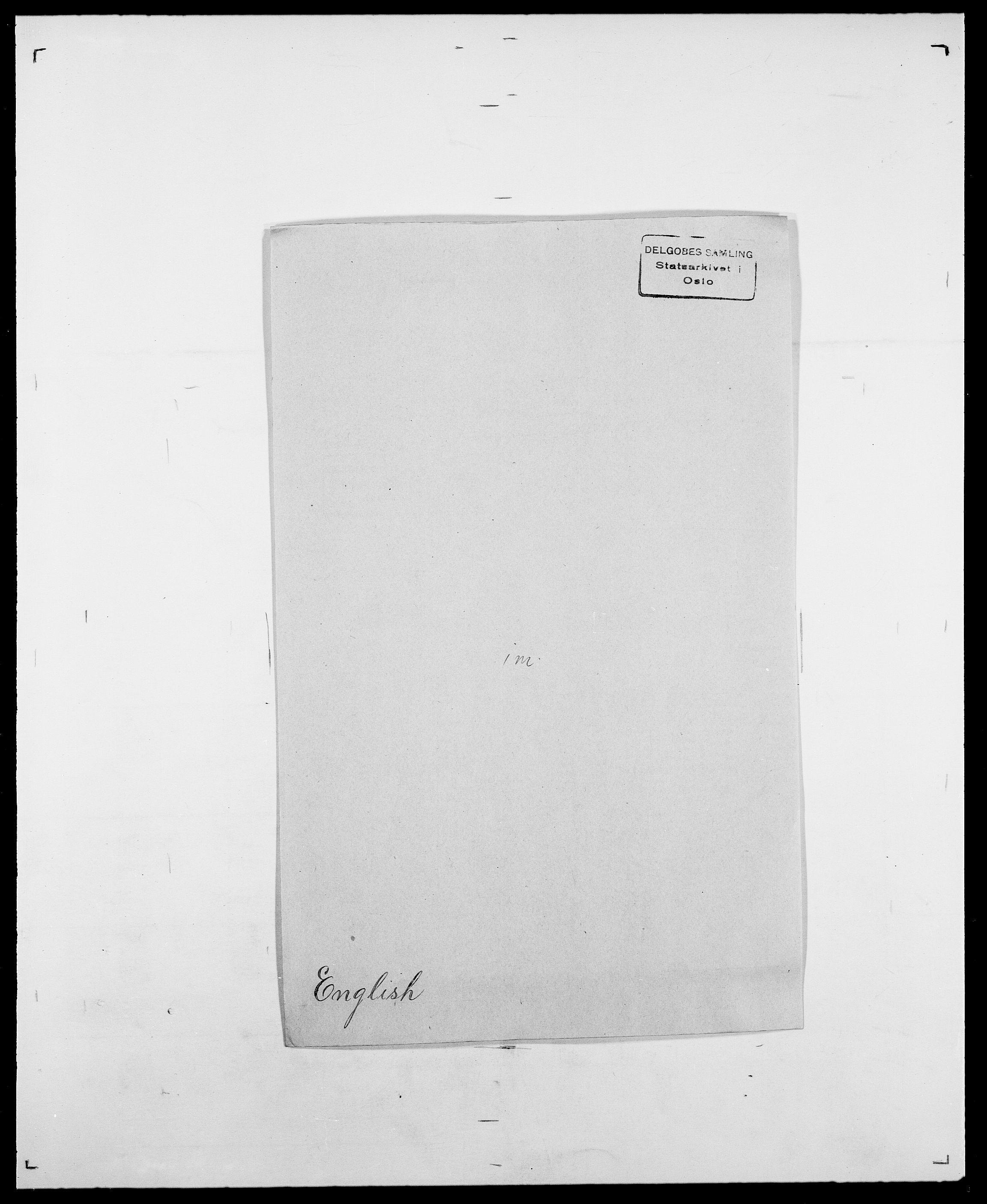 SAO, Delgobe, Charles Antoine - samling, D/Da/L0010: Dürendahl - Fagelund, s. 543