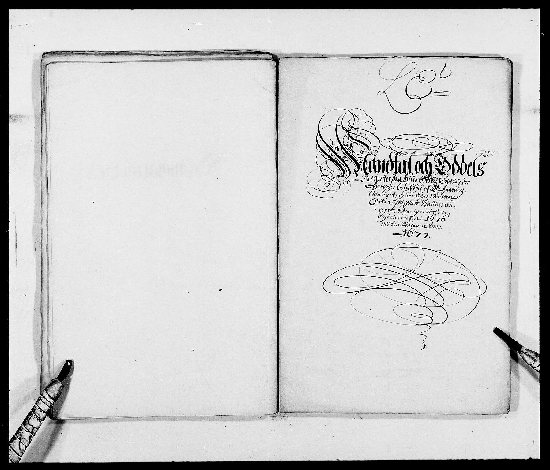 RA, Rentekammeret inntil 1814, Reviderte regnskaper, Fogderegnskap, R40/L2434: Fogderegnskap Råbyggelag, 1675-1676, s. 307