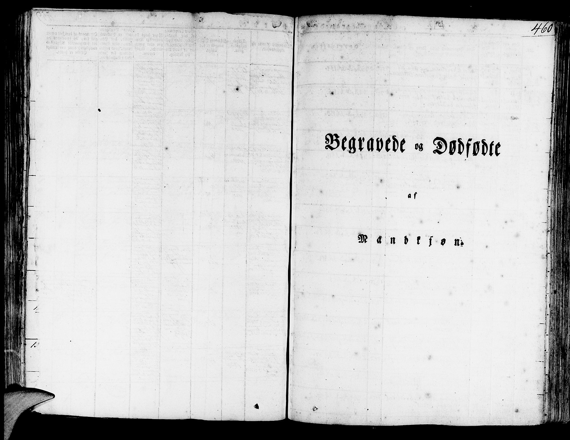 SAB, Korskirken Sokneprestembete, H/Haa/L0014: Ministerialbok nr. A 14, 1823-1835, s. 460