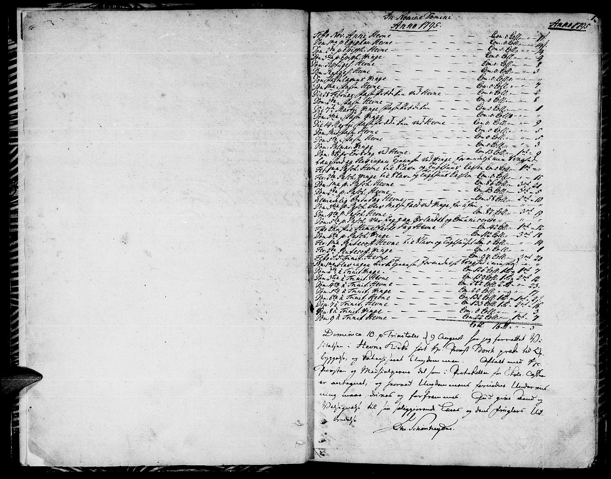 SAT, Ministerialprotokoller, klokkerbøker og fødselsregistre - Sør-Trøndelag, 630/L0490: Ministerialbok nr. 630A03, 1795-1818, s. 1