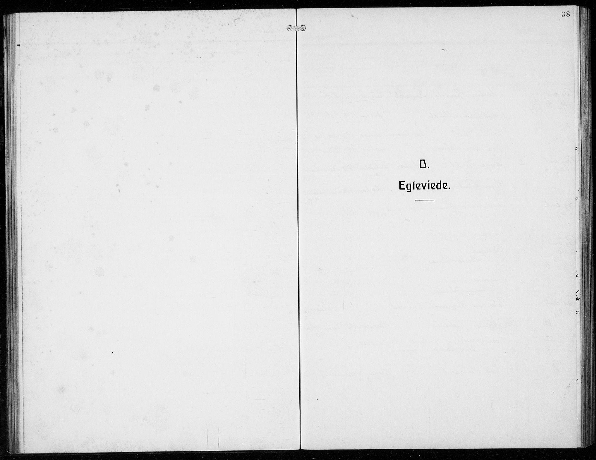 SAB, Den Norske Sjømannsmisjon i utlandet*, Ministerialbok nr. A 3, 1920-1938, s. 38