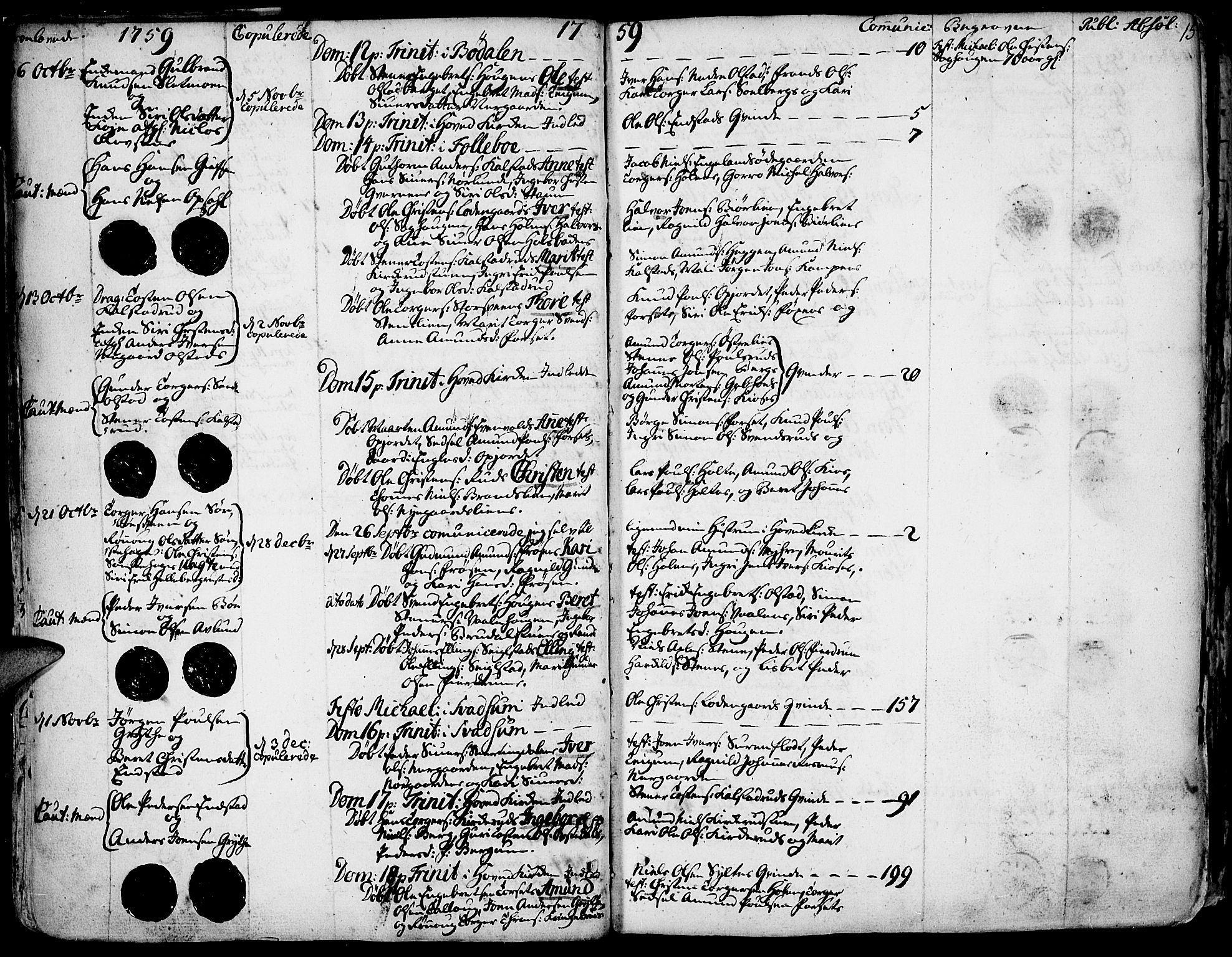 SAH, Gausdal prestekontor, Ministerialbok nr. 3, 1758-1809, s. 15