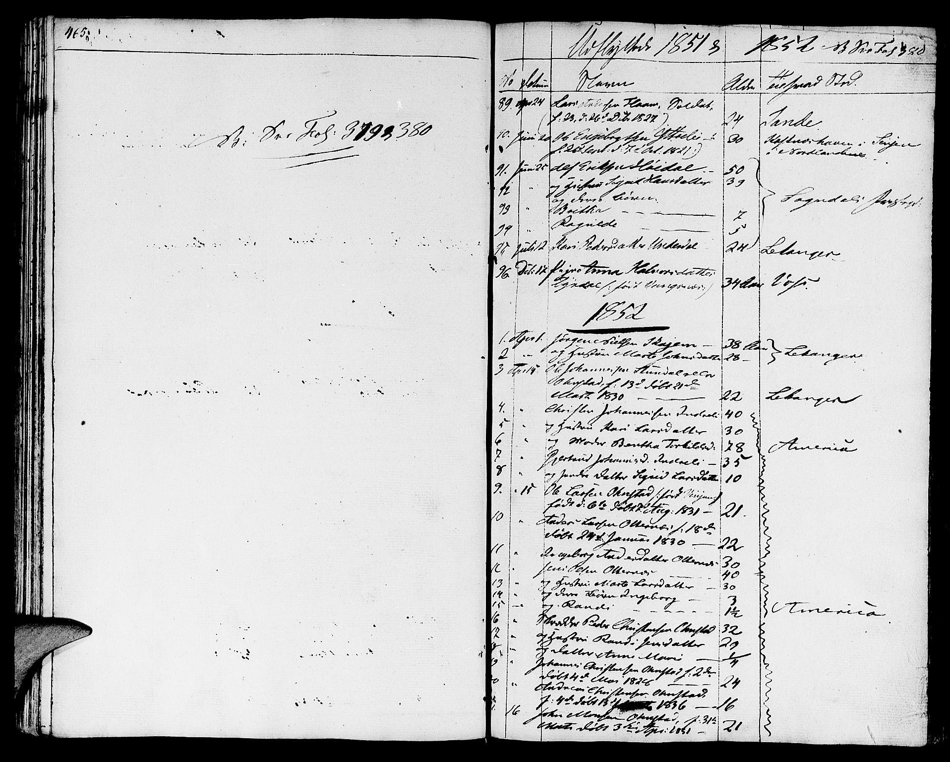 SAB, Aurland Sokneprestembete*, Ministerialbok nr. A 6, 1821-1859, s. 465