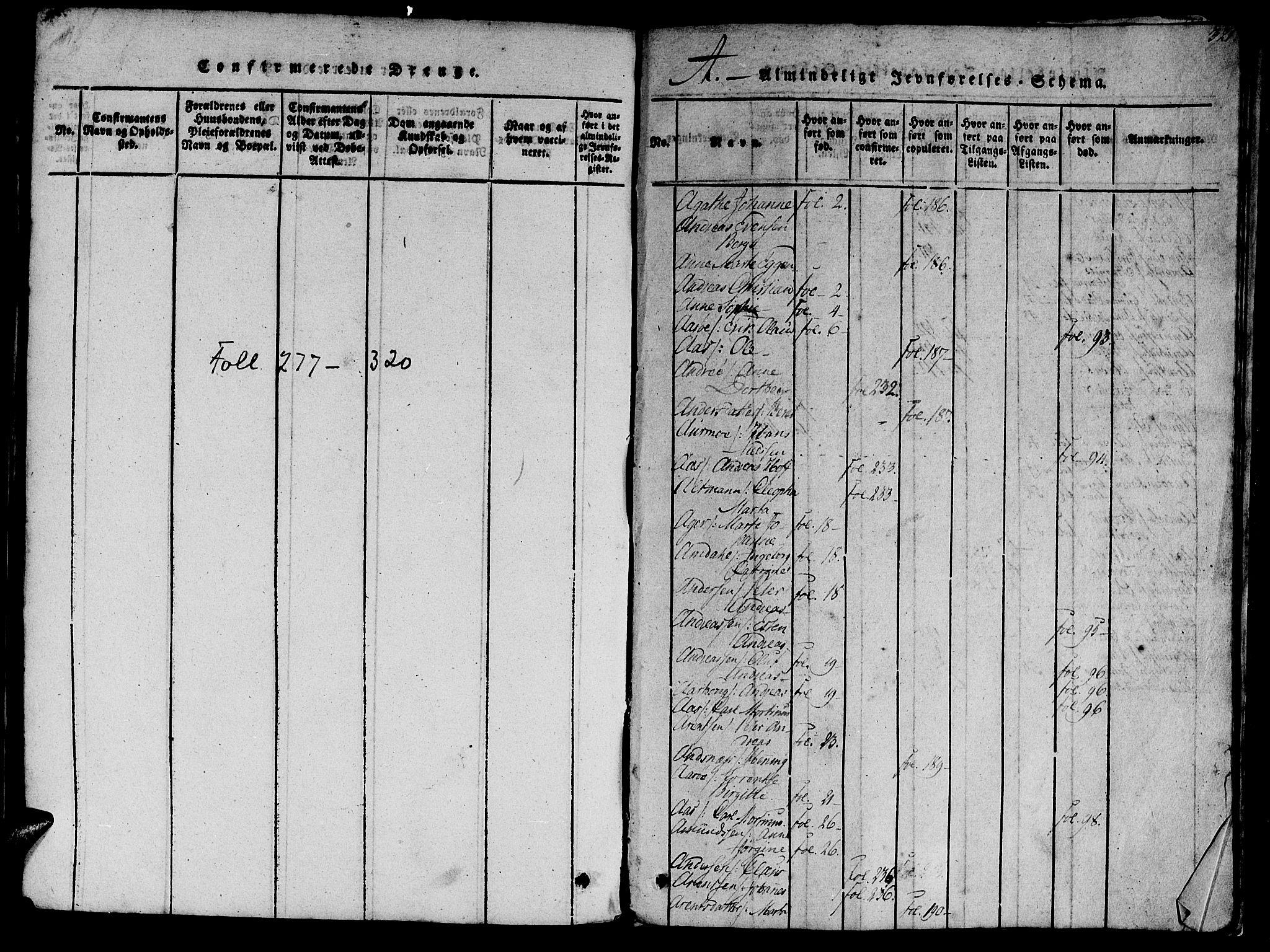 SAT, Ministerialprotokoller, klokkerbøker og fødselsregistre - Sør-Trøndelag, 602/L0135: Klokkerbok nr. 602C03, 1815-1832, s. 321