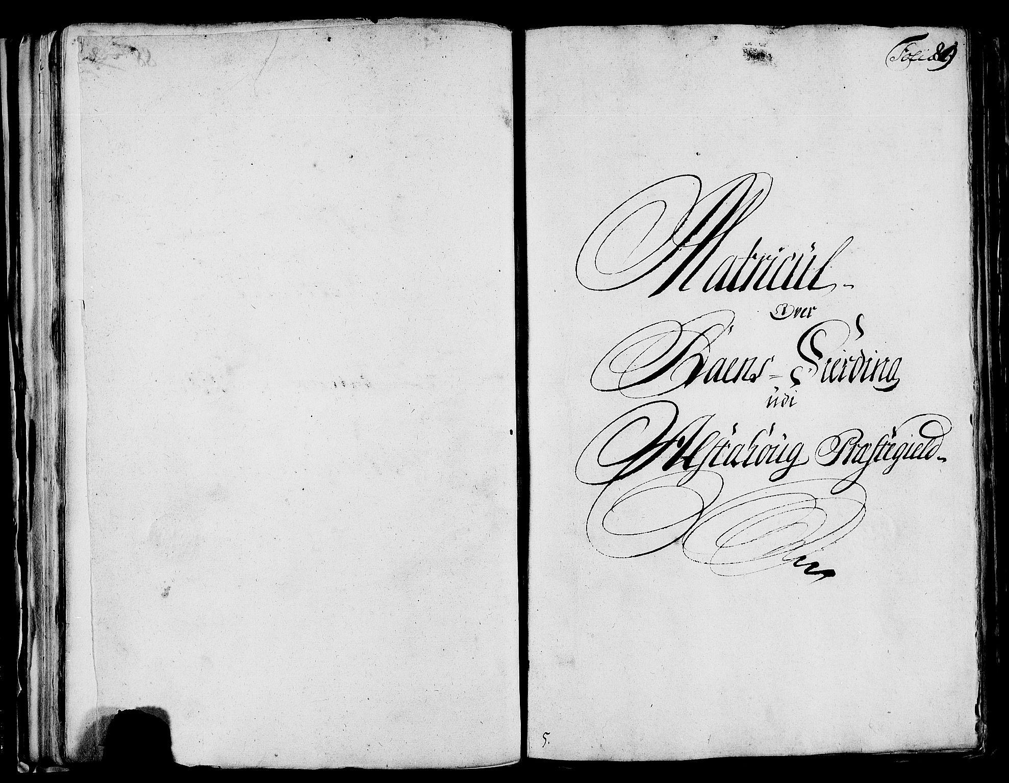 RA, Rentekammeret inntil 1814, Realistisk ordnet avdeling, N/Nb/Nbf/L0171: Helgeland matrikkelprotokoll, 1723, s. 88b-89a