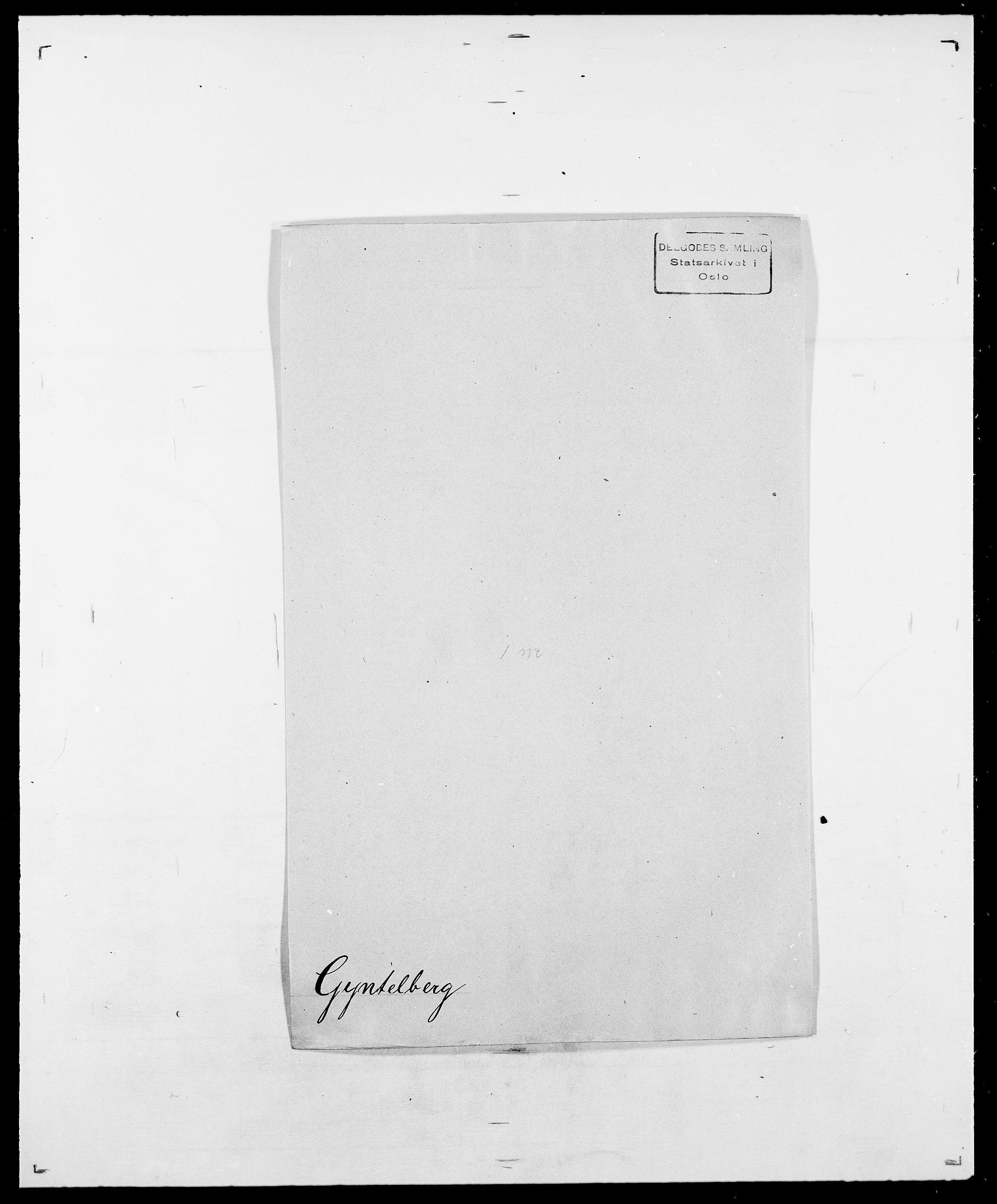 SAO, Delgobe, Charles Antoine - samling, D/Da/L0015: Grodtshilling - Halvorsæth, s. 527