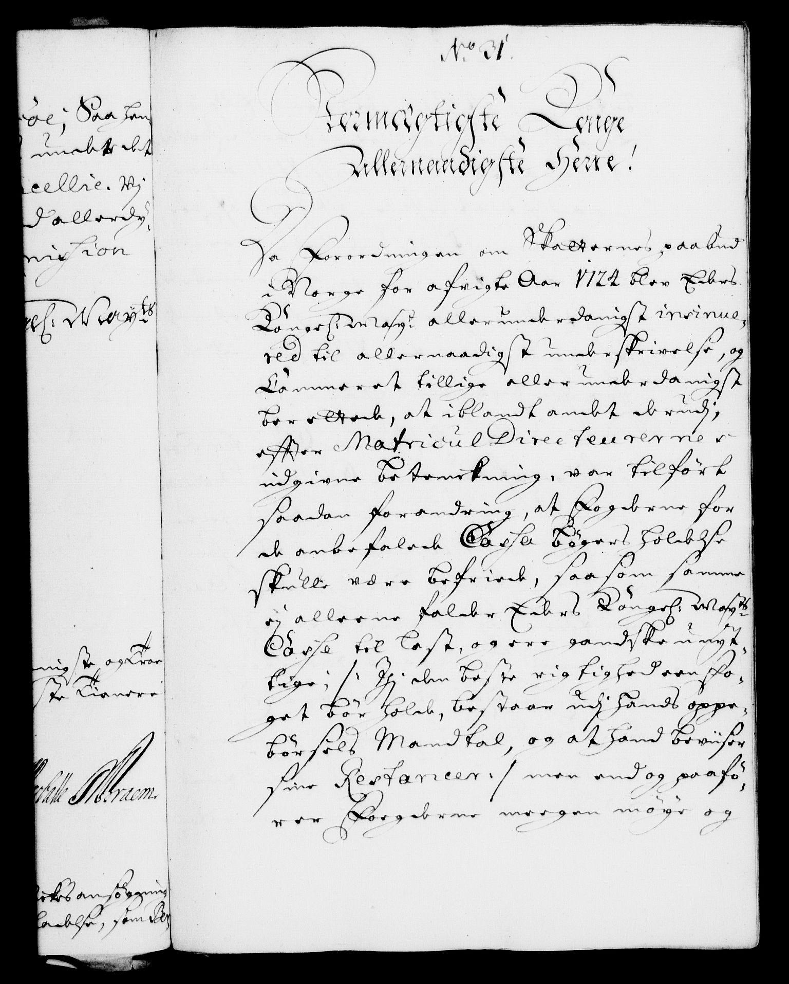 RA, Rentekammeret, Kammerkanselliet, G/Gf/Gfa/L0008: Norsk relasjons- og resolusjonsprotokoll (merket RK 52.8), 1725, s. 198