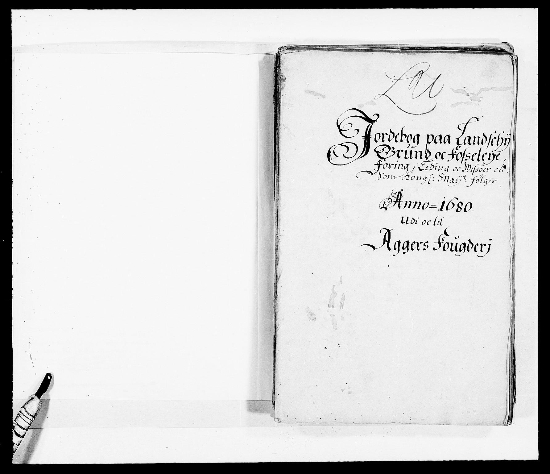 RA, Rentekammeret inntil 1814, Reviderte regnskaper, Fogderegnskap, R08/L0417: Fogderegnskap Aker, 1678-1681, s. 3