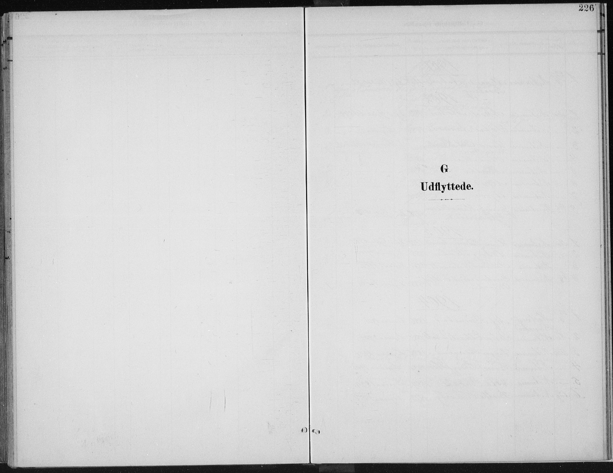 SAH, Vardal prestekontor, H/Ha/Haa/L0013: Ministerialbok nr. 13, 1901-1911, s. 226