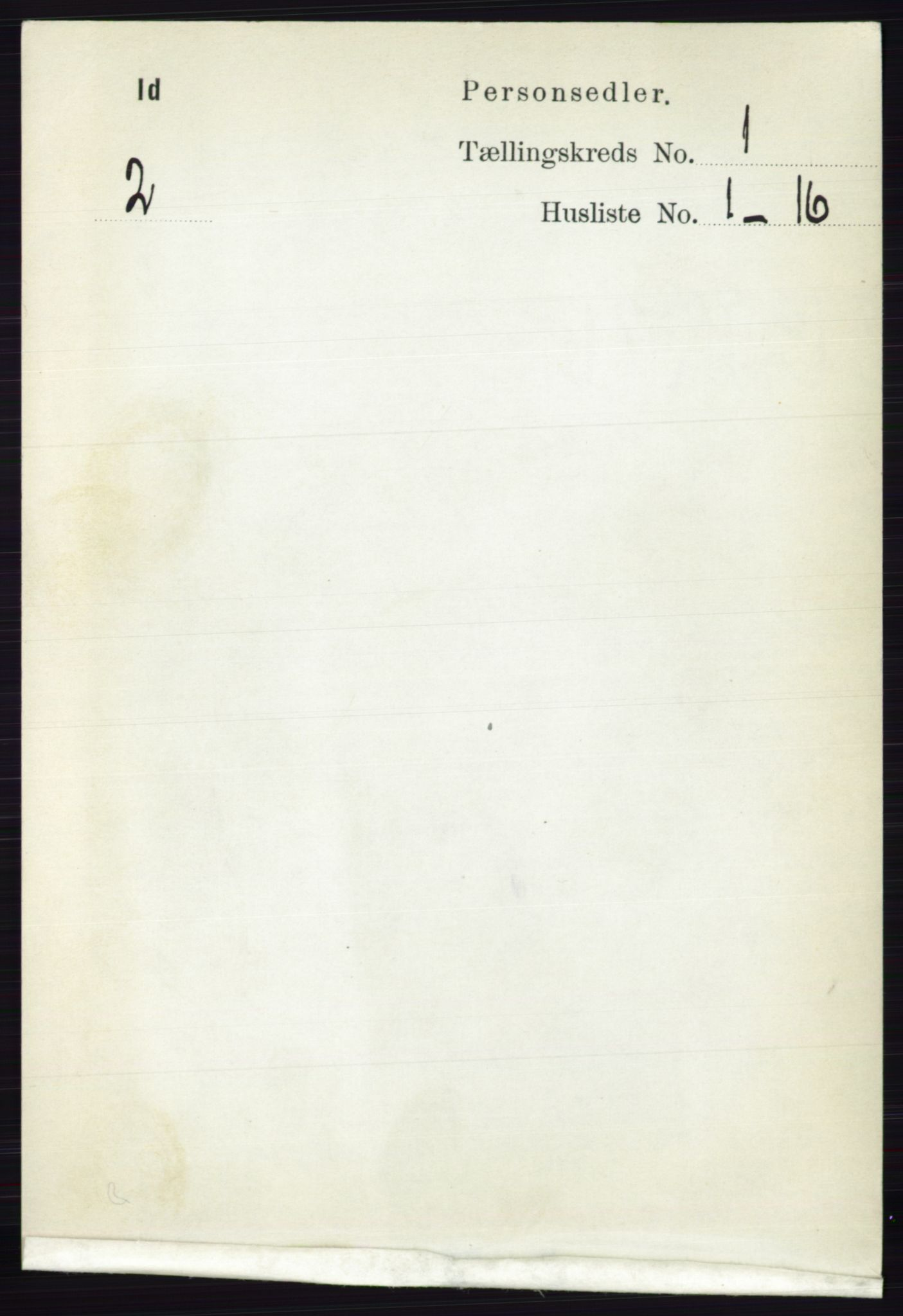 RA, Folketelling 1891 for 0117 Idd herred, 1891, s. 136