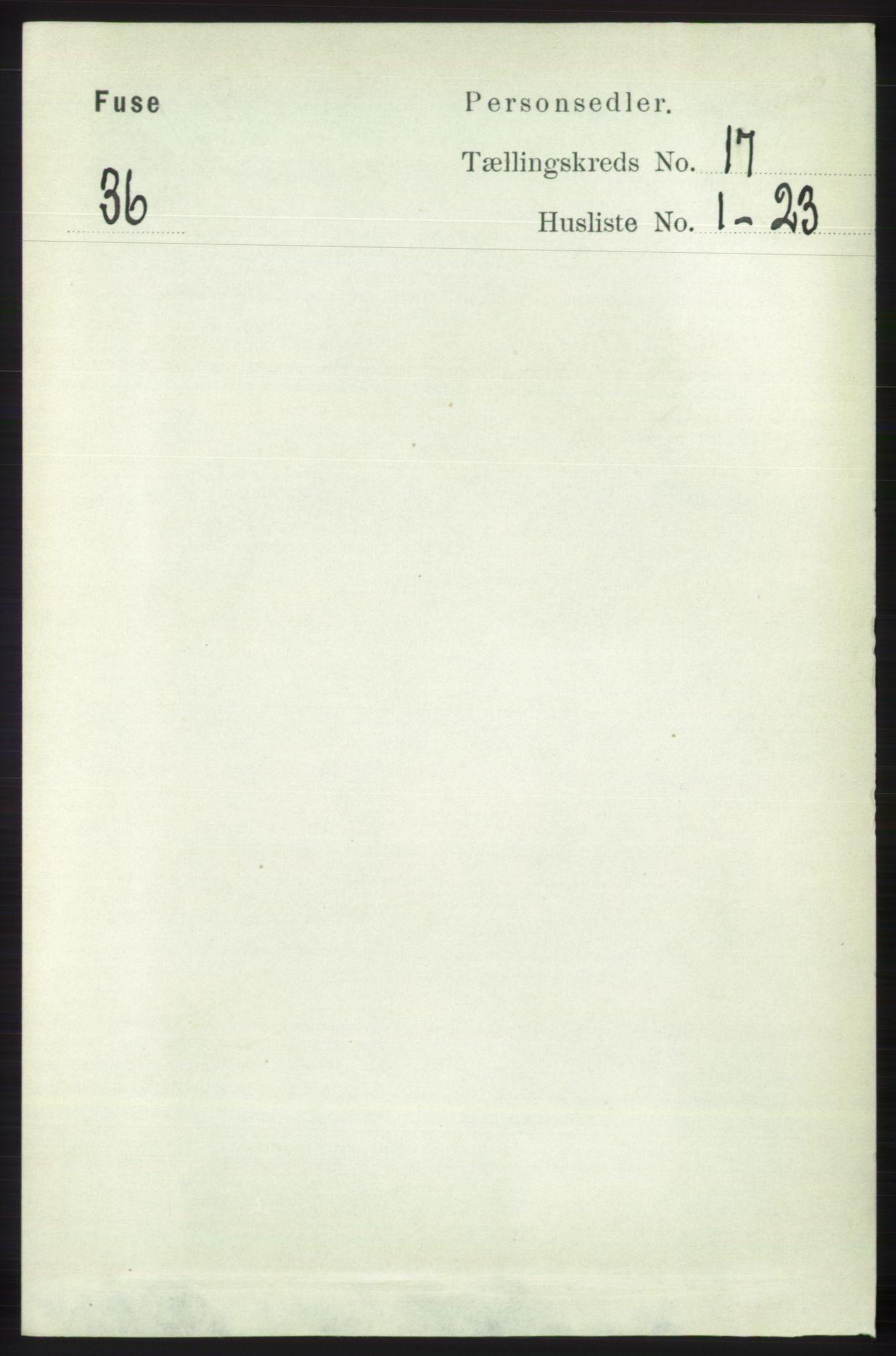 RA, Folketelling 1891 for 1241 Fusa herred, 1891, s. 3804